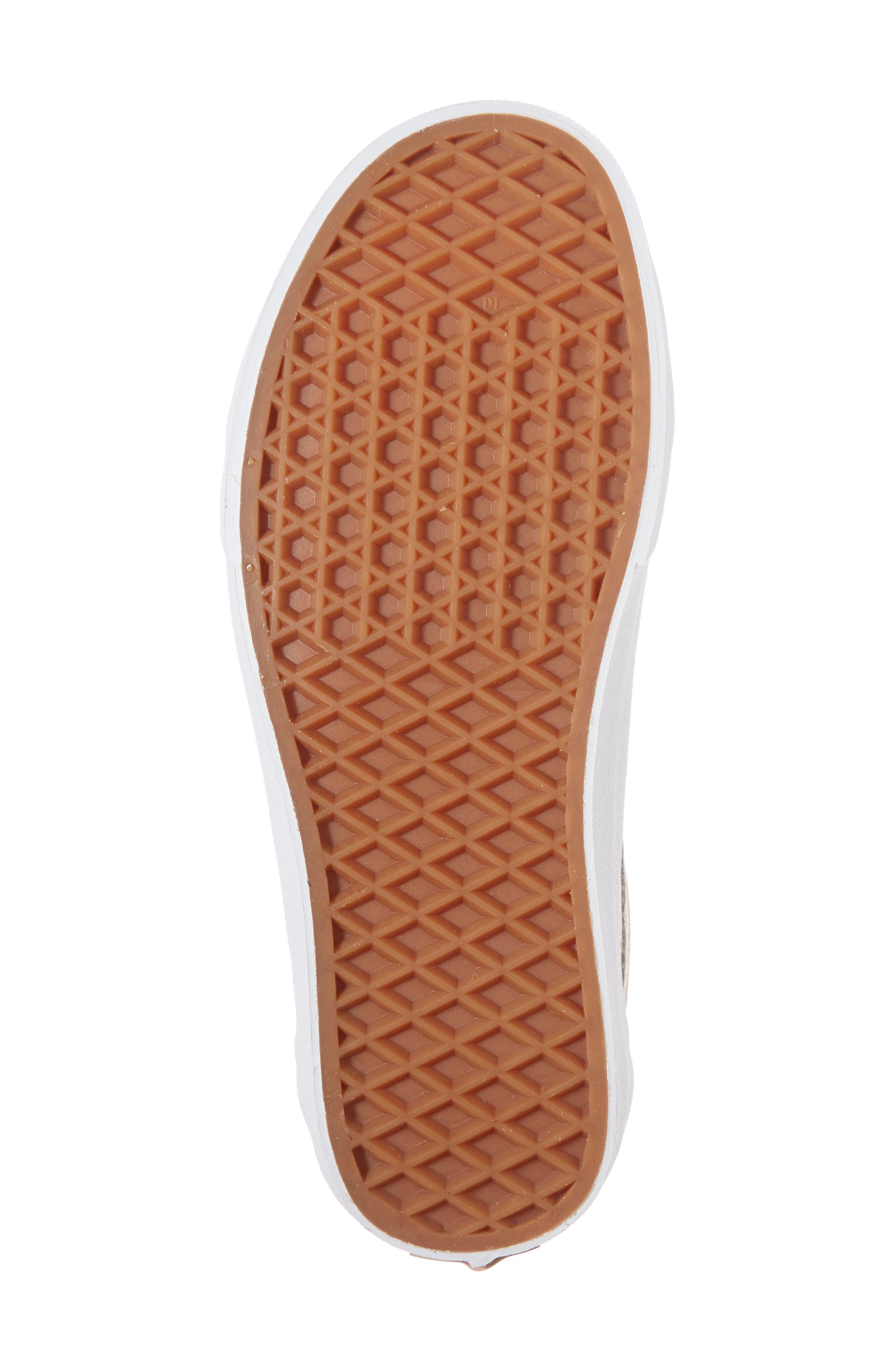 Old Skool DX Sneaker,                             Alternate thumbnail 6, color,                             652
