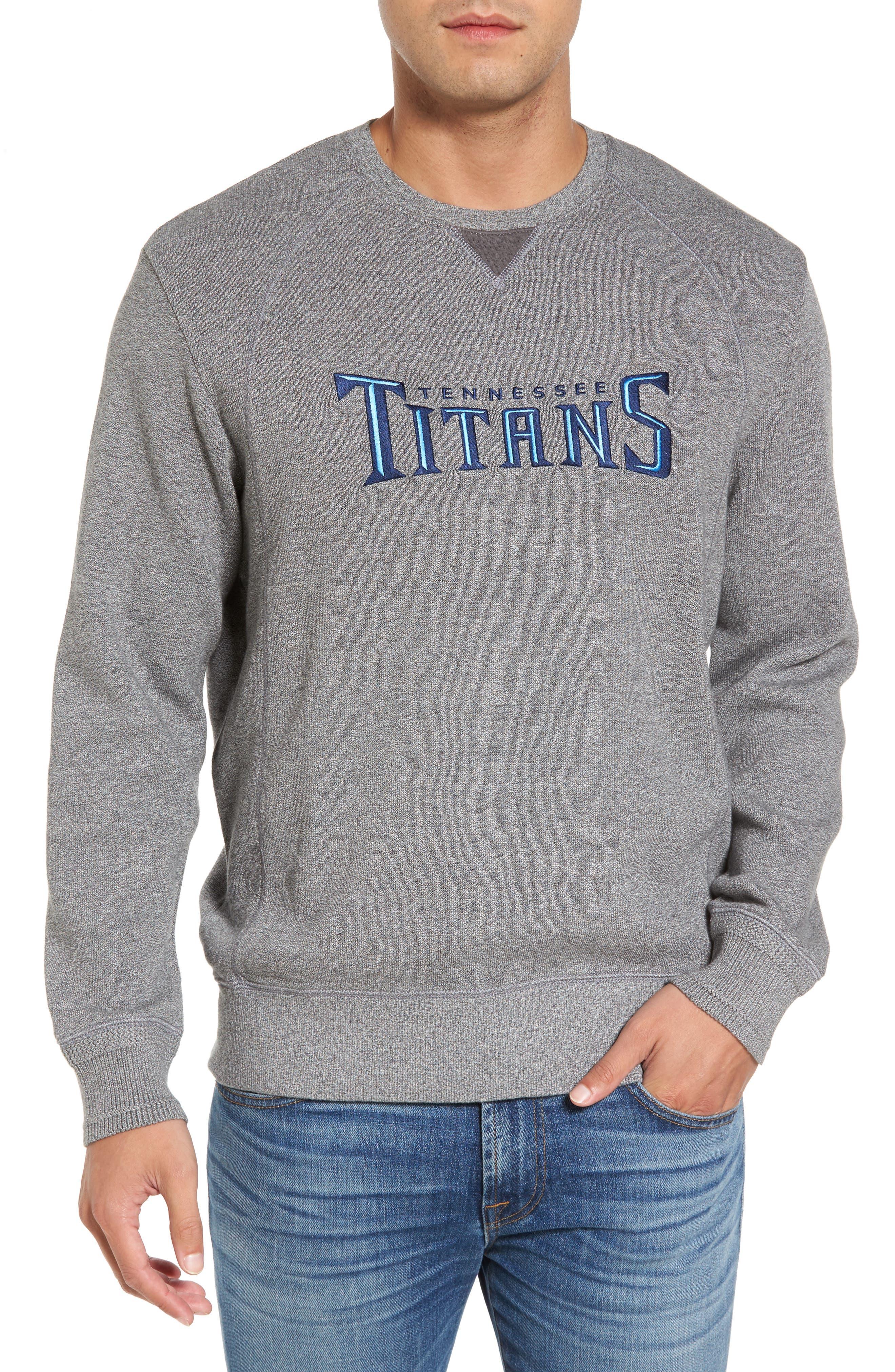 NFL Stitch of Liberty Embroidered Crewneck Sweatshirt,                             Main thumbnail 31, color,