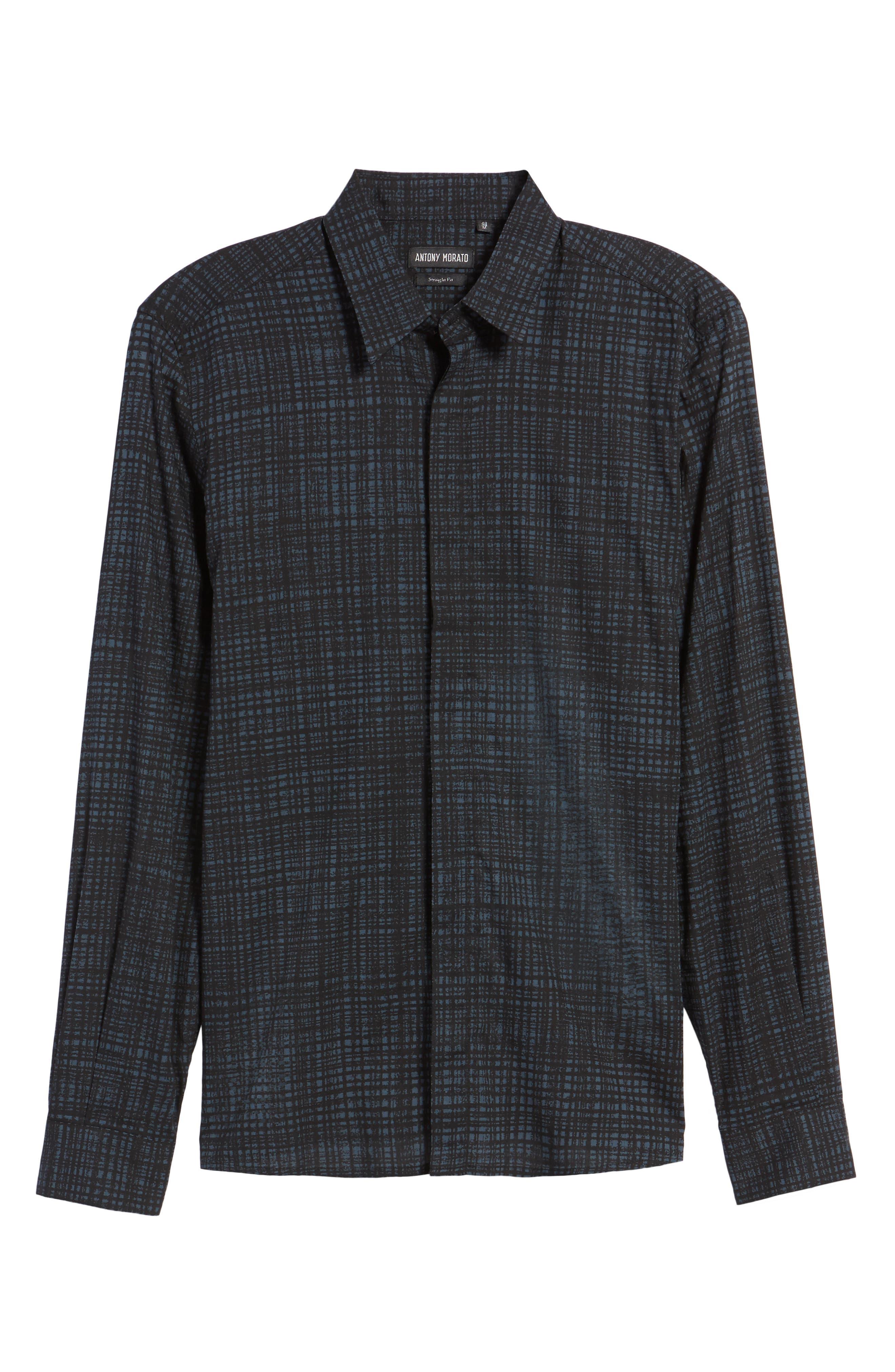 Pattern Shirt,                             Alternate thumbnail 6, color,