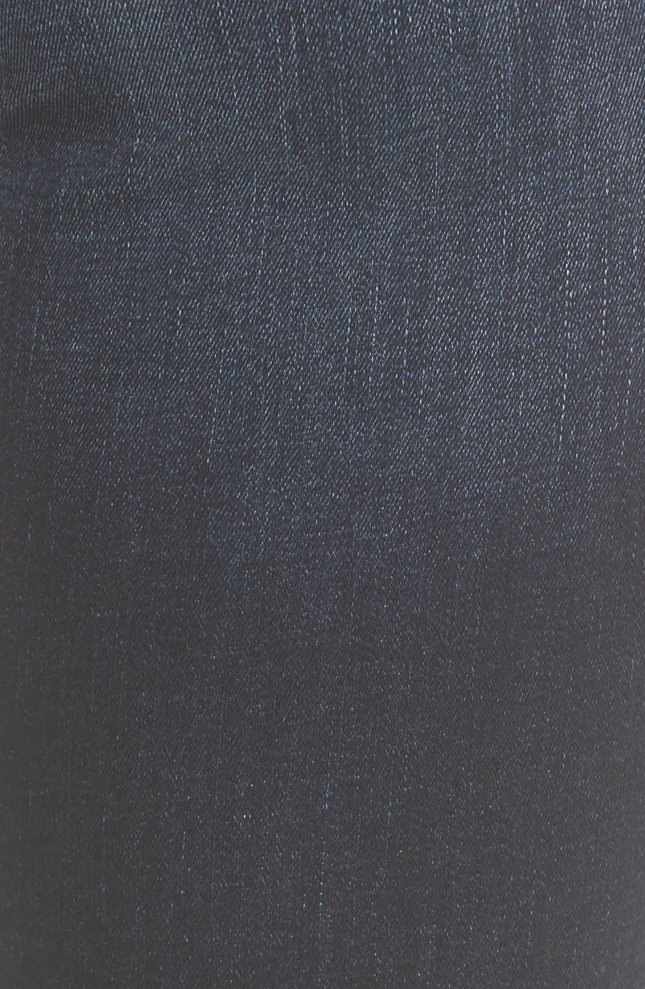 Florence Instasculpt Skinny Jeans,                             Alternate thumbnail 5, color,                             405