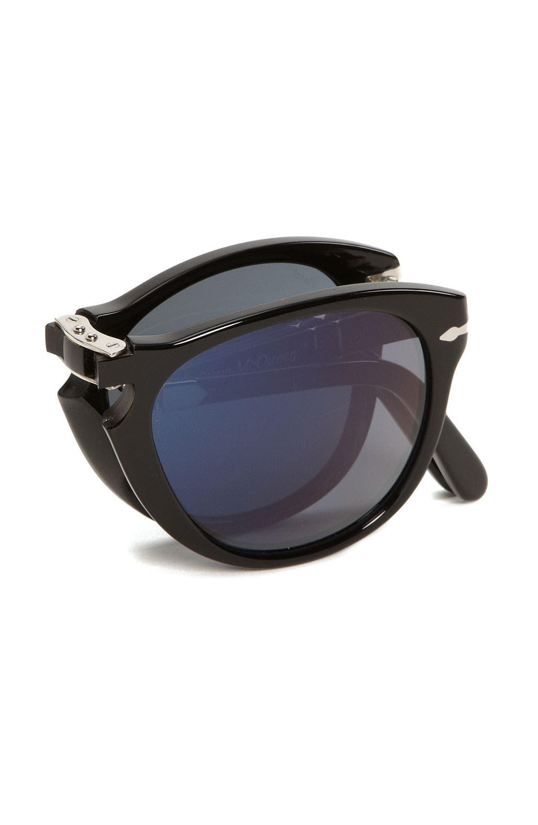 'Steve McQueen<sup>™</sup>' Folding Sunglasses,                             Alternate thumbnail 2, color,                             014