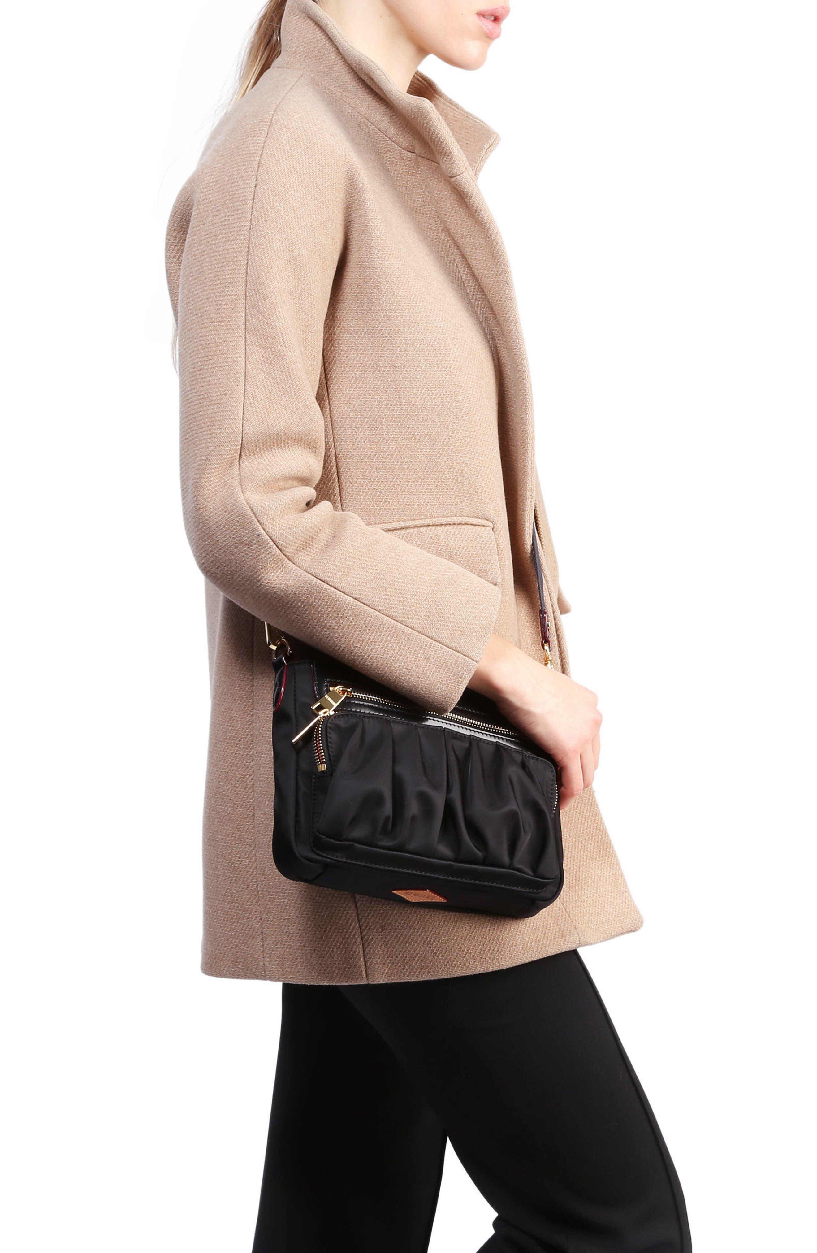 Abbey Crossbody Bag,                             Alternate thumbnail 2, color,                             BLACK BEDFORD