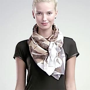 f40402d54405b How to Tie a Scarf: 4 Scarves, 16 Ways | Nordstrom