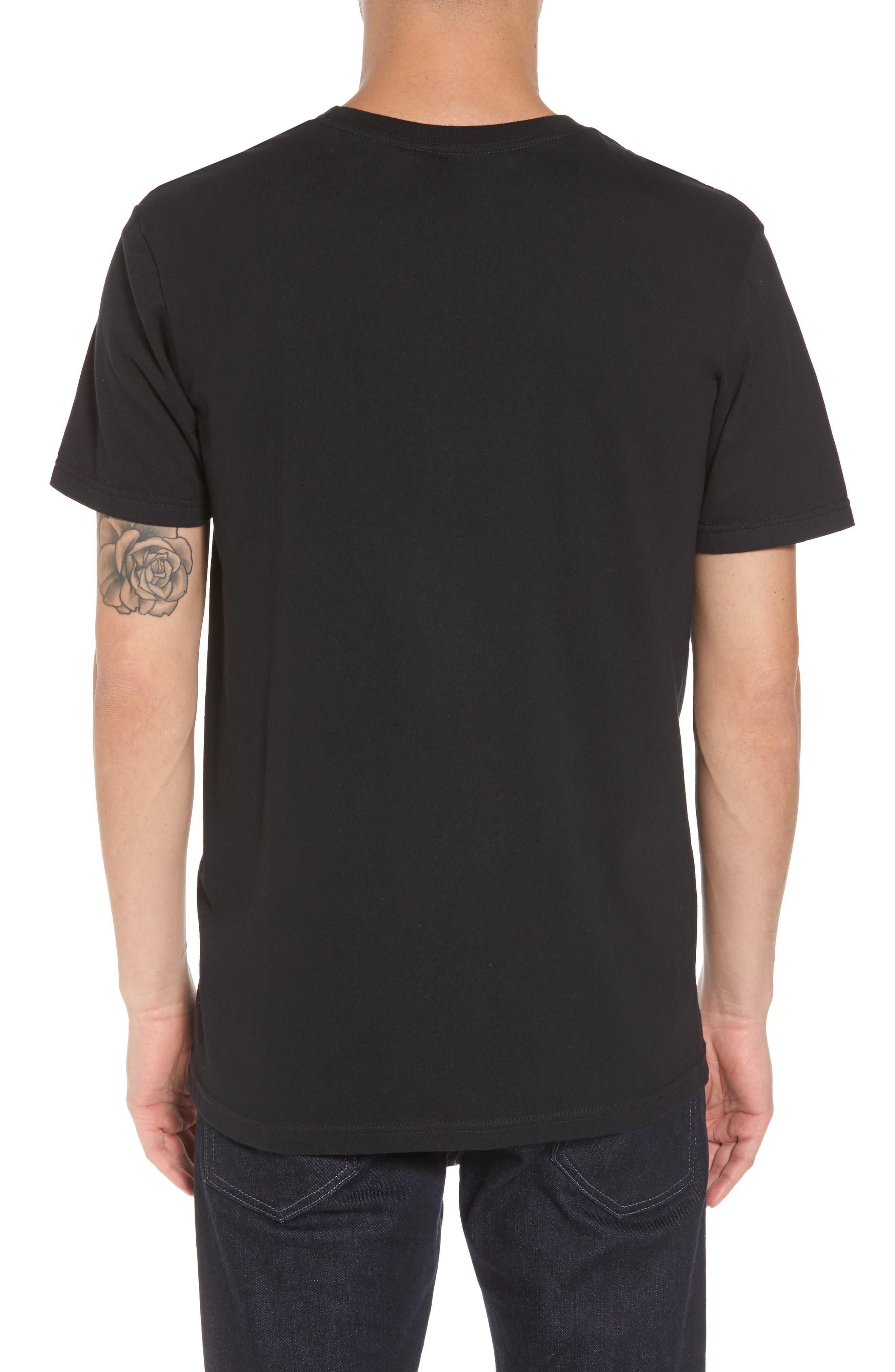 Balance Reflect T-Shirt,                             Alternate thumbnail 2, color,                             001