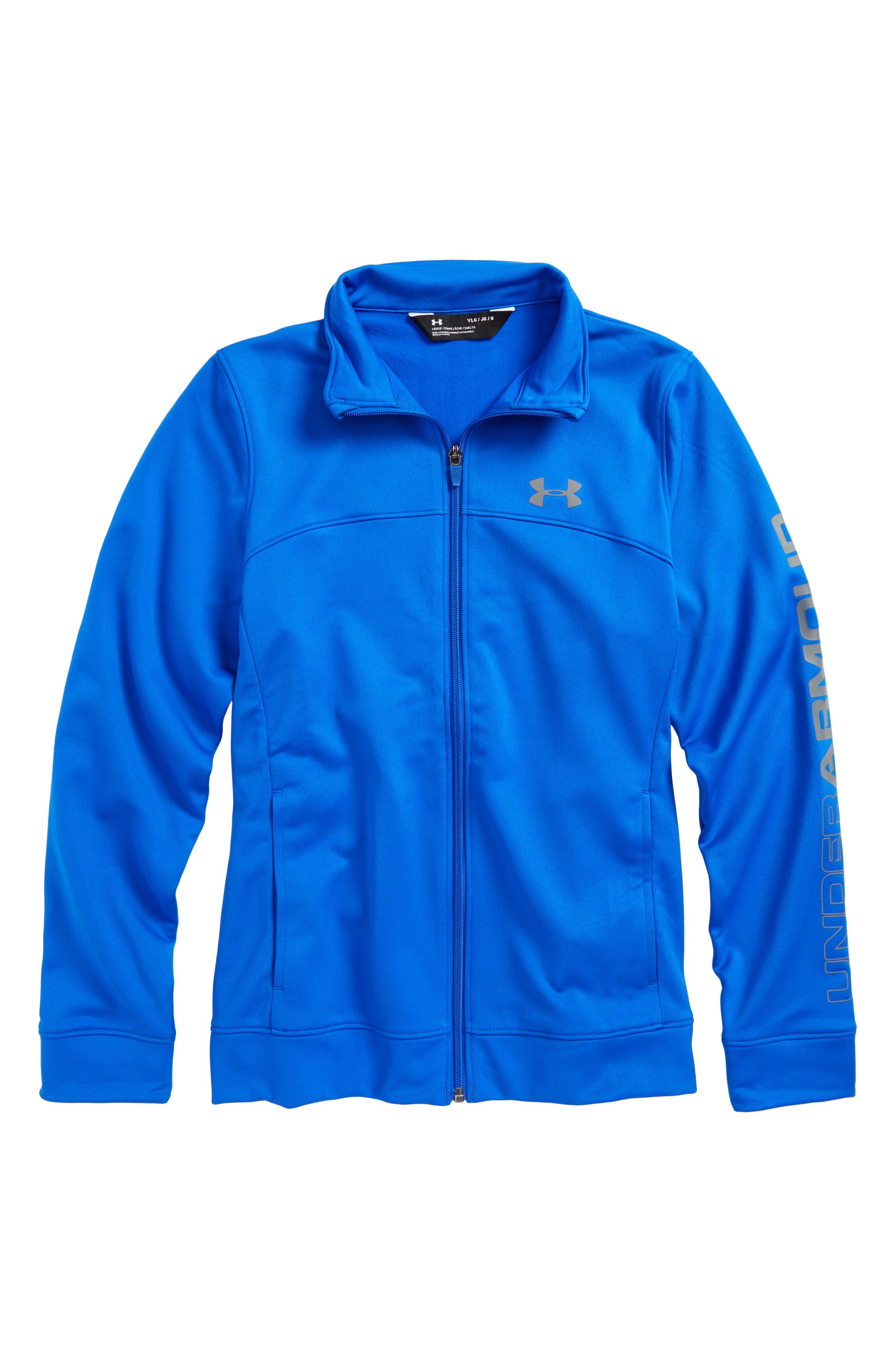 'Pennant' Warm Up Jacket,                             Main thumbnail 2, color,