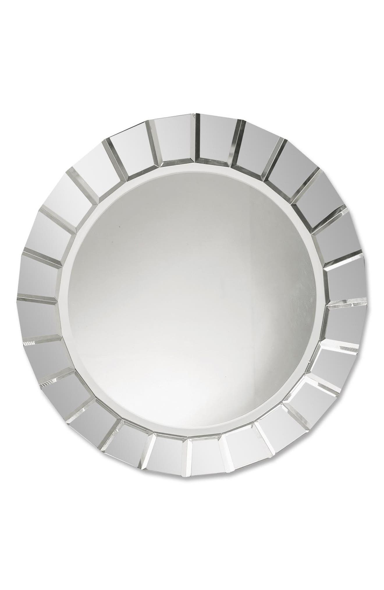 'Fortune' Round Mirror,                             Alternate thumbnail 3, color,                             100