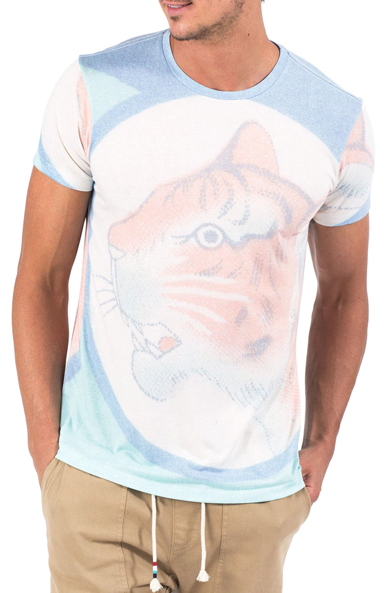 Tigre T-Shirt,                         Main,                         color, 100