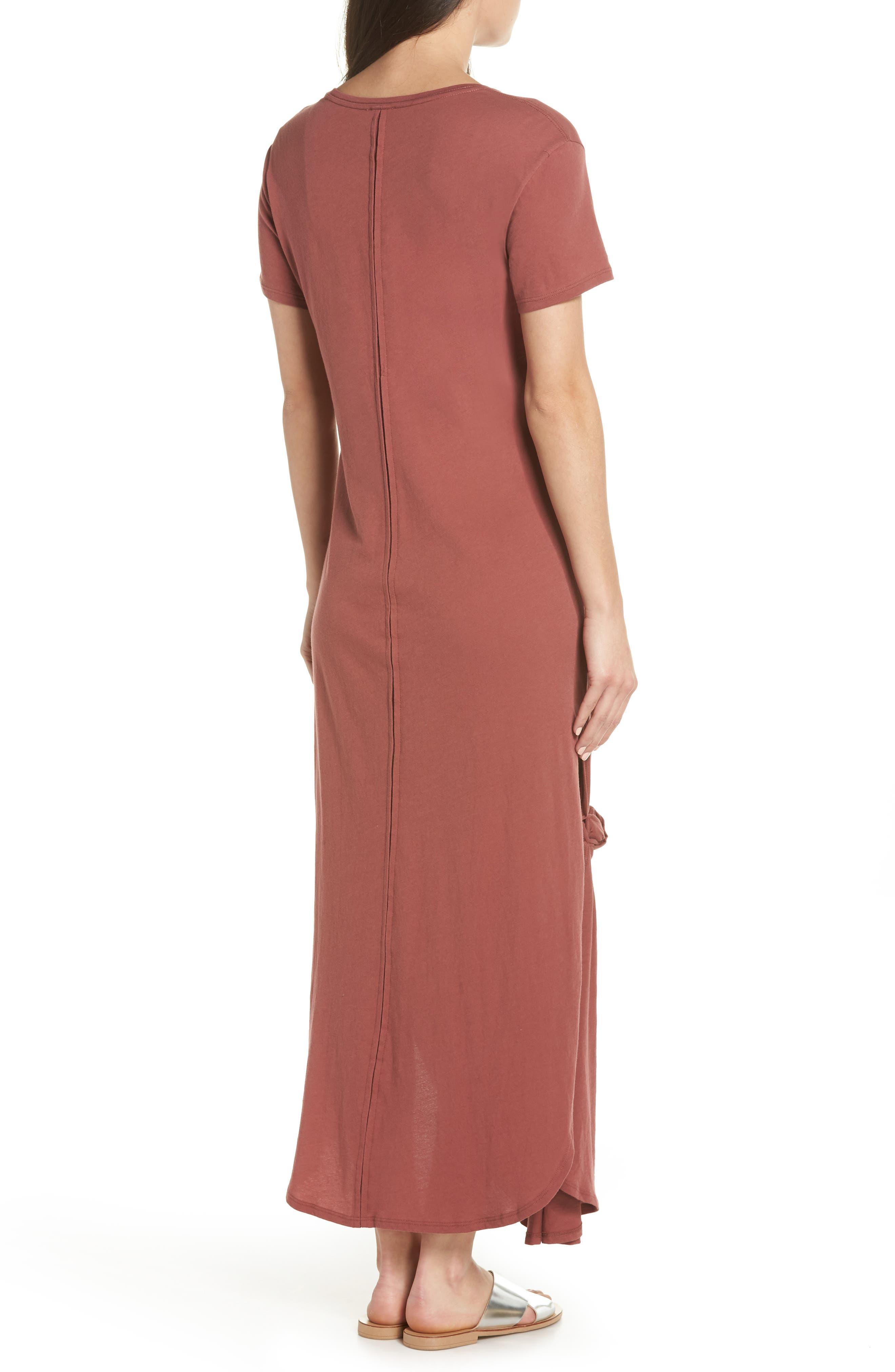 Jones Cover-Up Dress,                             Alternate thumbnail 2, color,                             VINTAGE BERRY