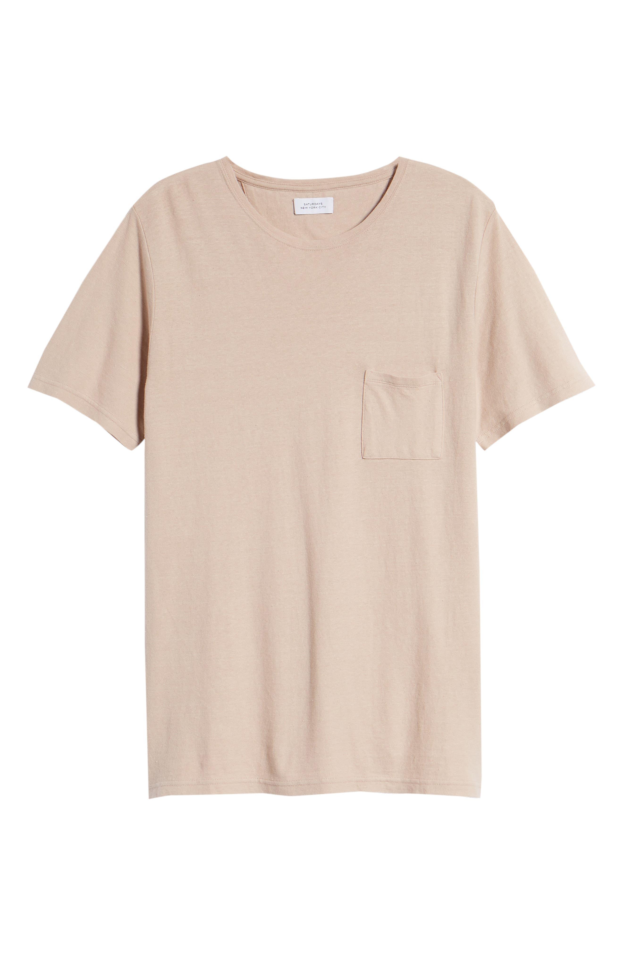 Collett Gauze T-Shirt,                             Alternate thumbnail 6, color,                             250