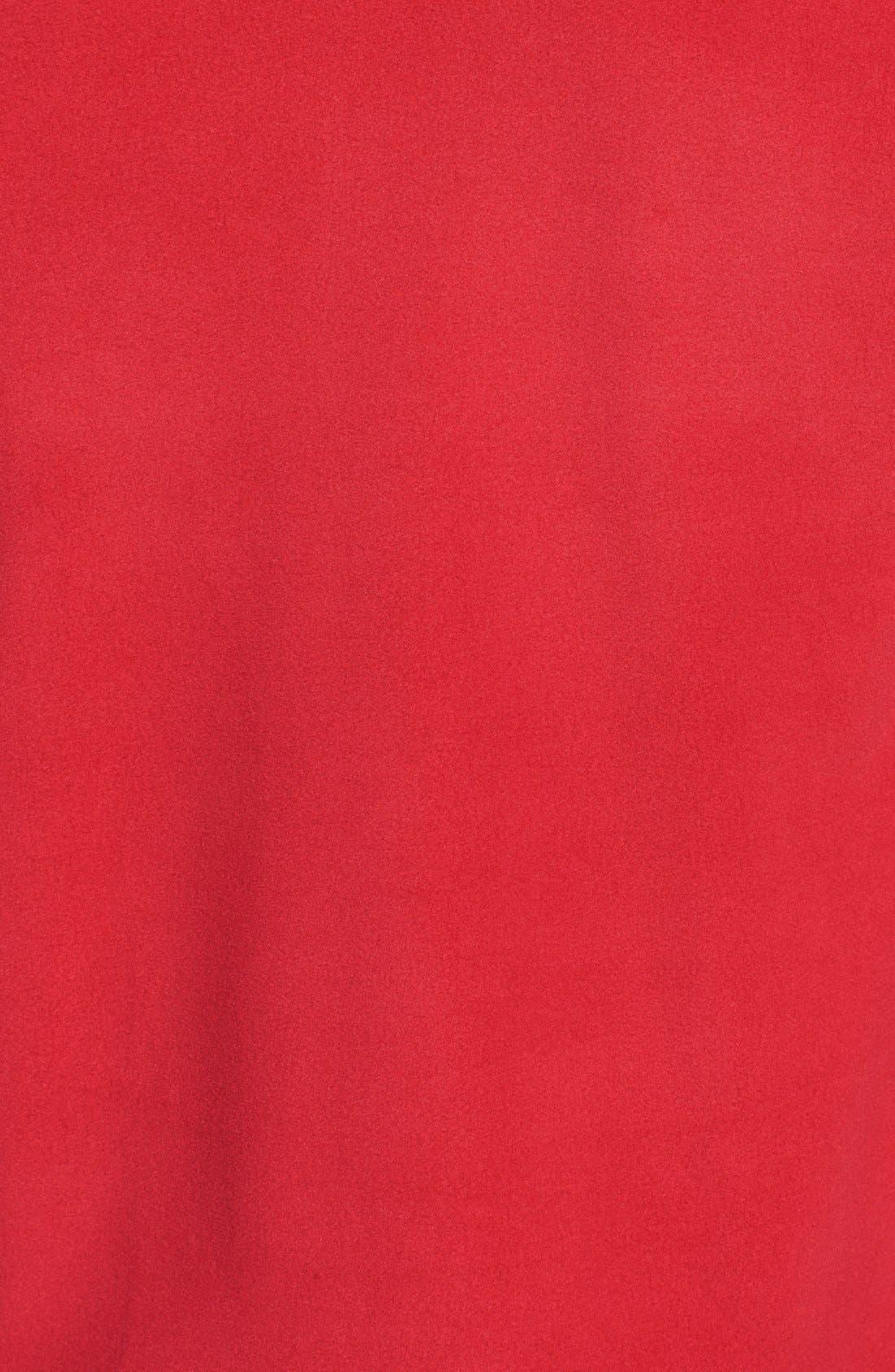 'TKA 100 Glacier' Quarter Zip Fleece Pullover,                             Alternate thumbnail 143, color,