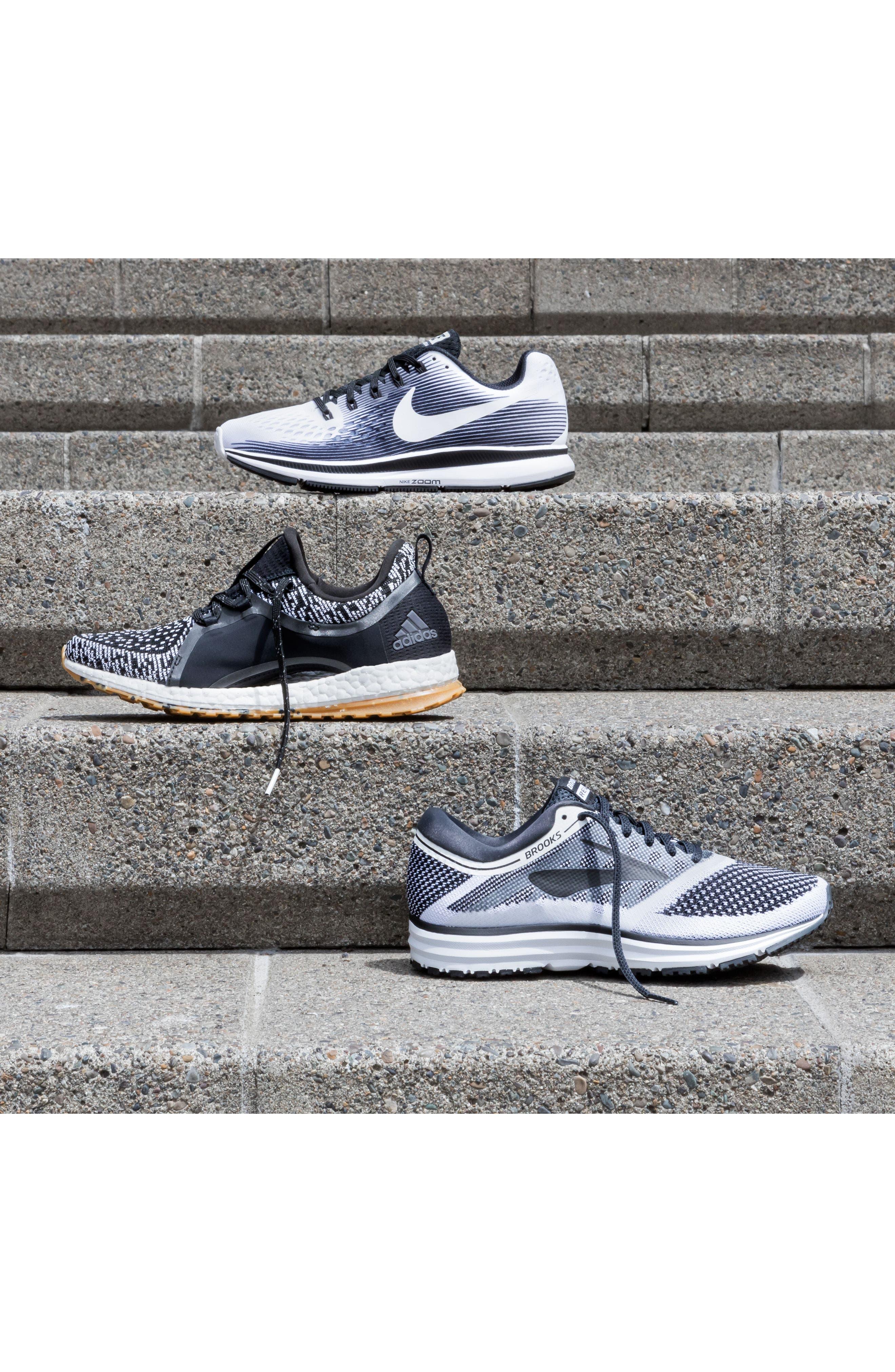 Air Zoom Pegasus 34 LE Running Shoe,                             Alternate thumbnail 7, color,