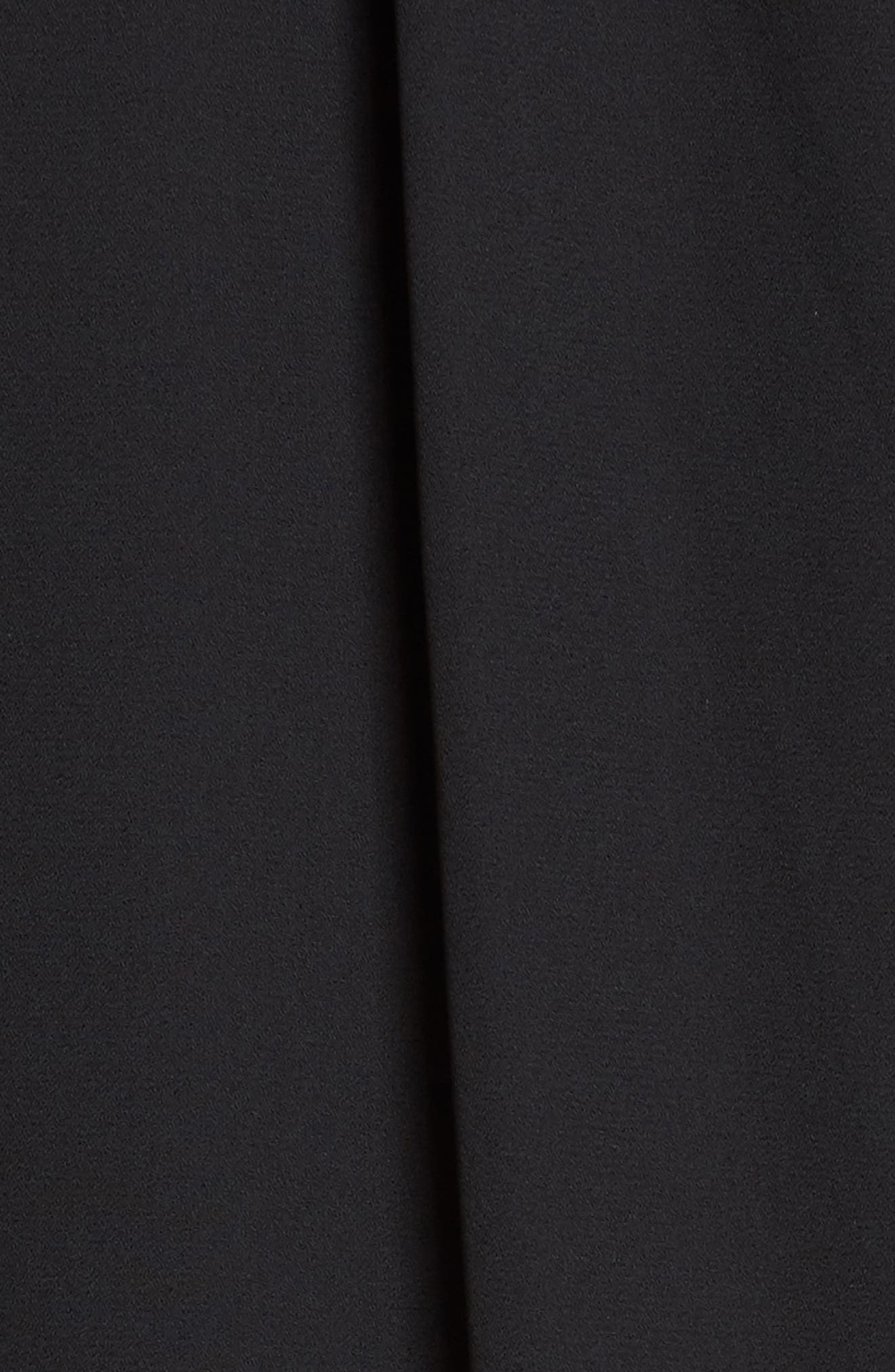 Sorbonne Babydoll Dress,                             Alternate thumbnail 9, color,