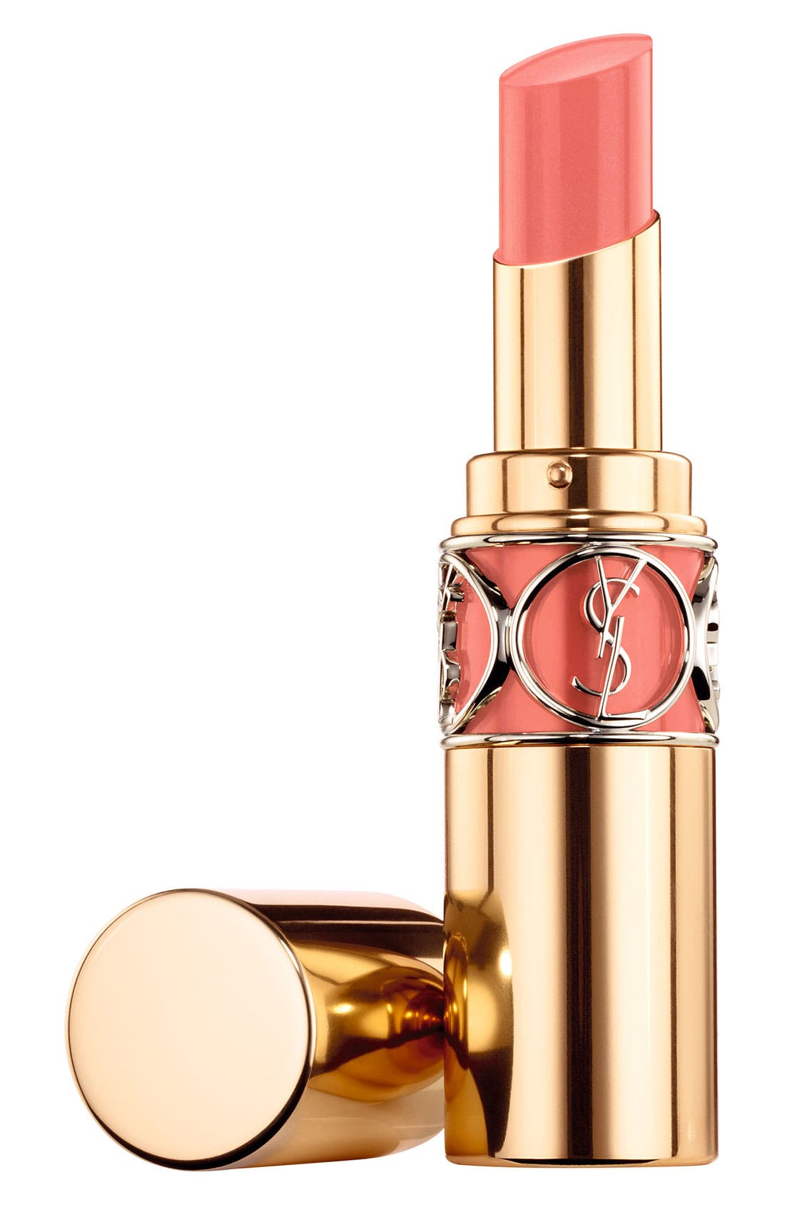 Yves Saint Laurent Rouge Volupte Shine Oil-In-Stick Lipstick - 15 Corail Intuitive