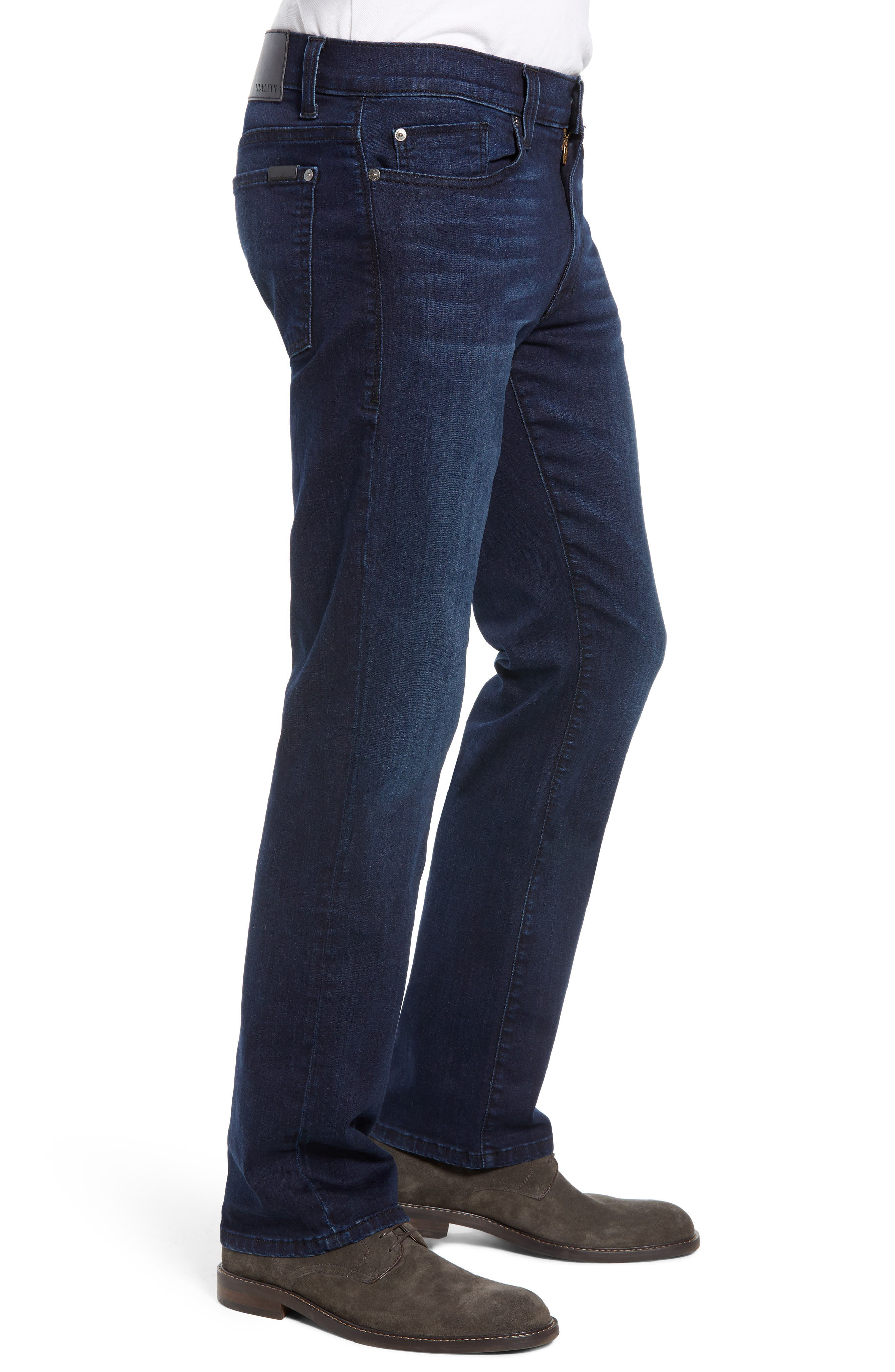 50-11 Relaxed Fit Jeans,                             Alternate thumbnail 3, color,                             HENDRIX
