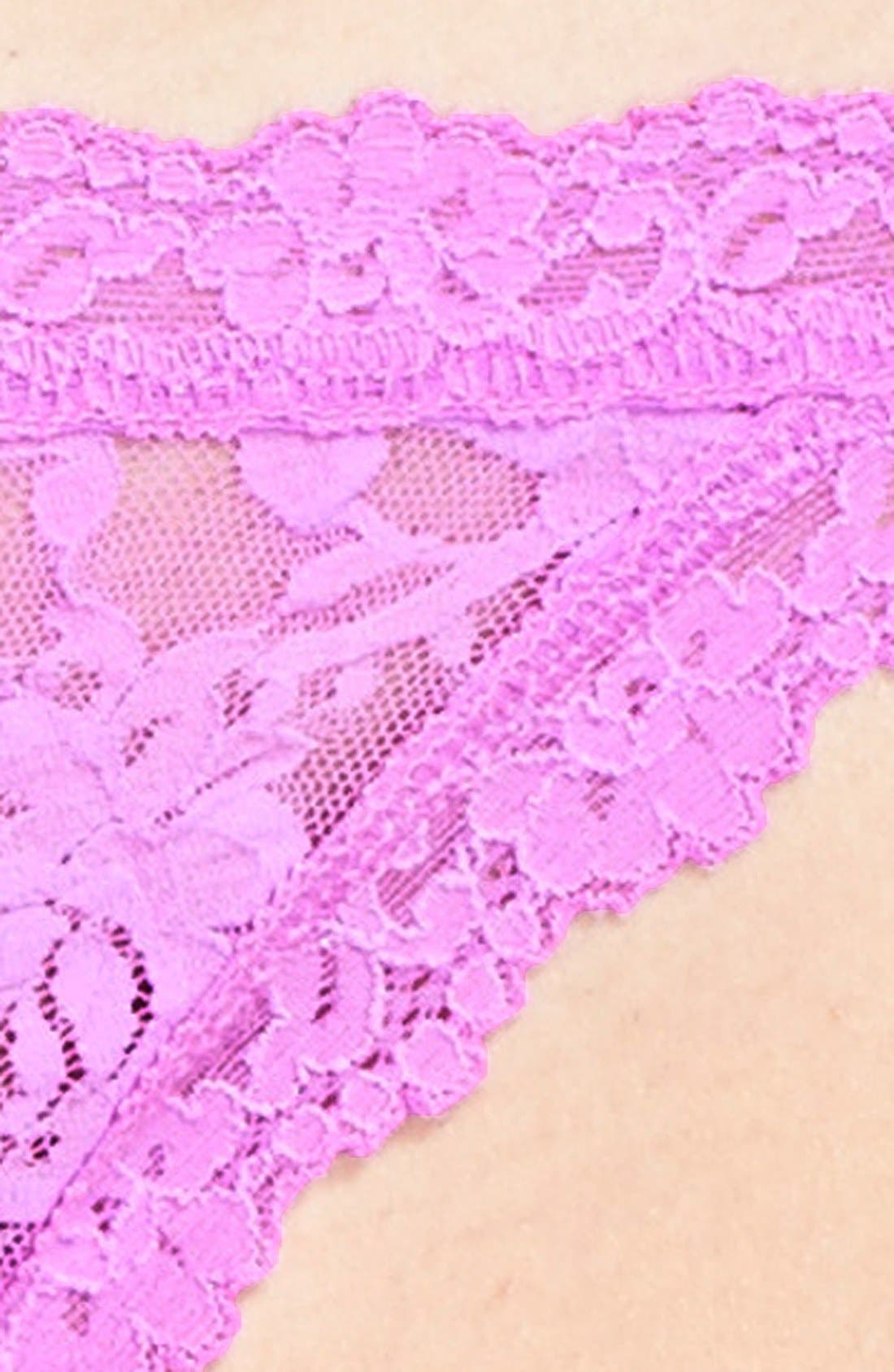 'Signature Lace' Brazilian Bikini,                             Alternate thumbnail 49, color,