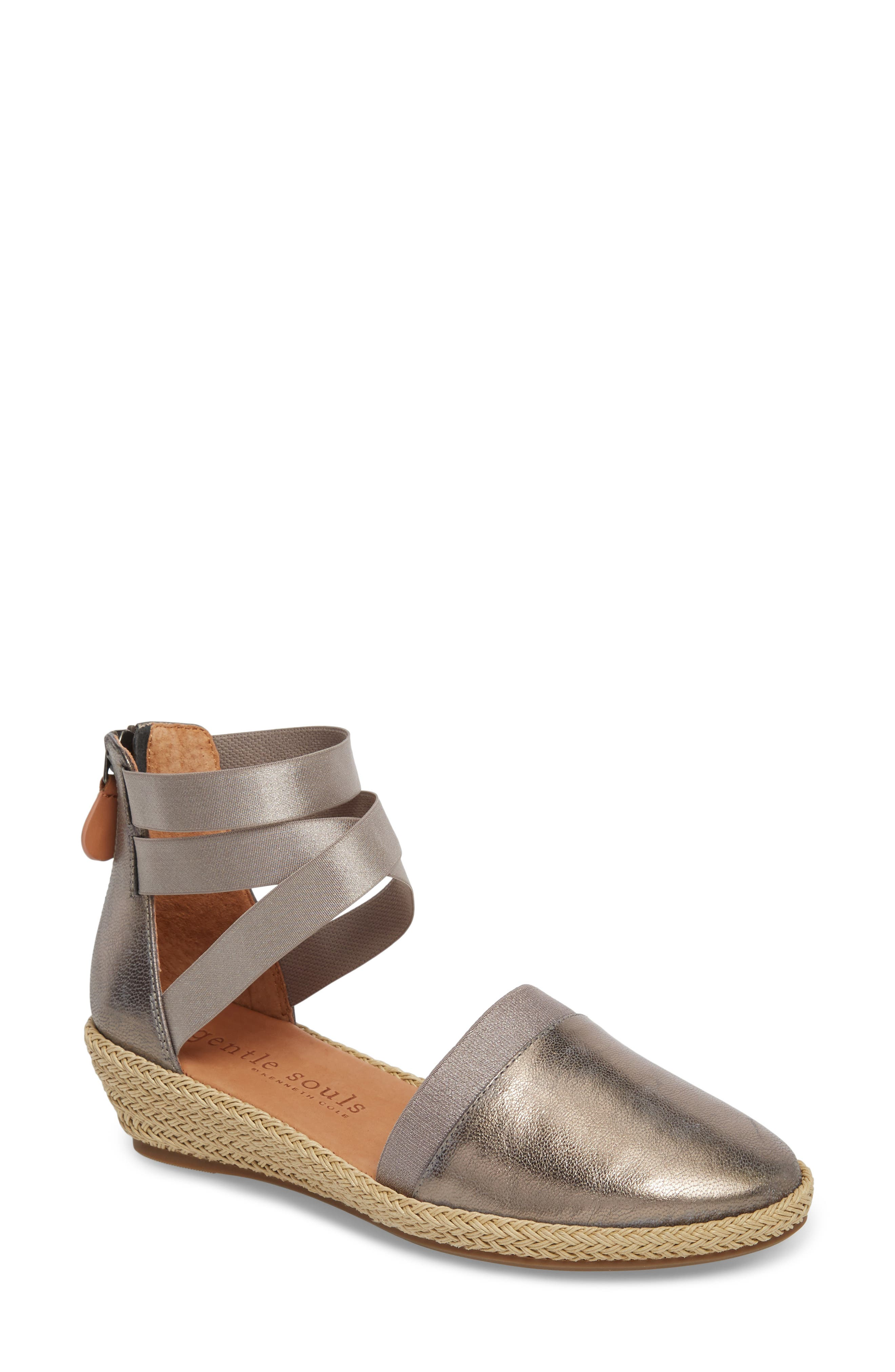 by Kenneth Cole Beth Espadrille Sandal,                             Main thumbnail 3, color,