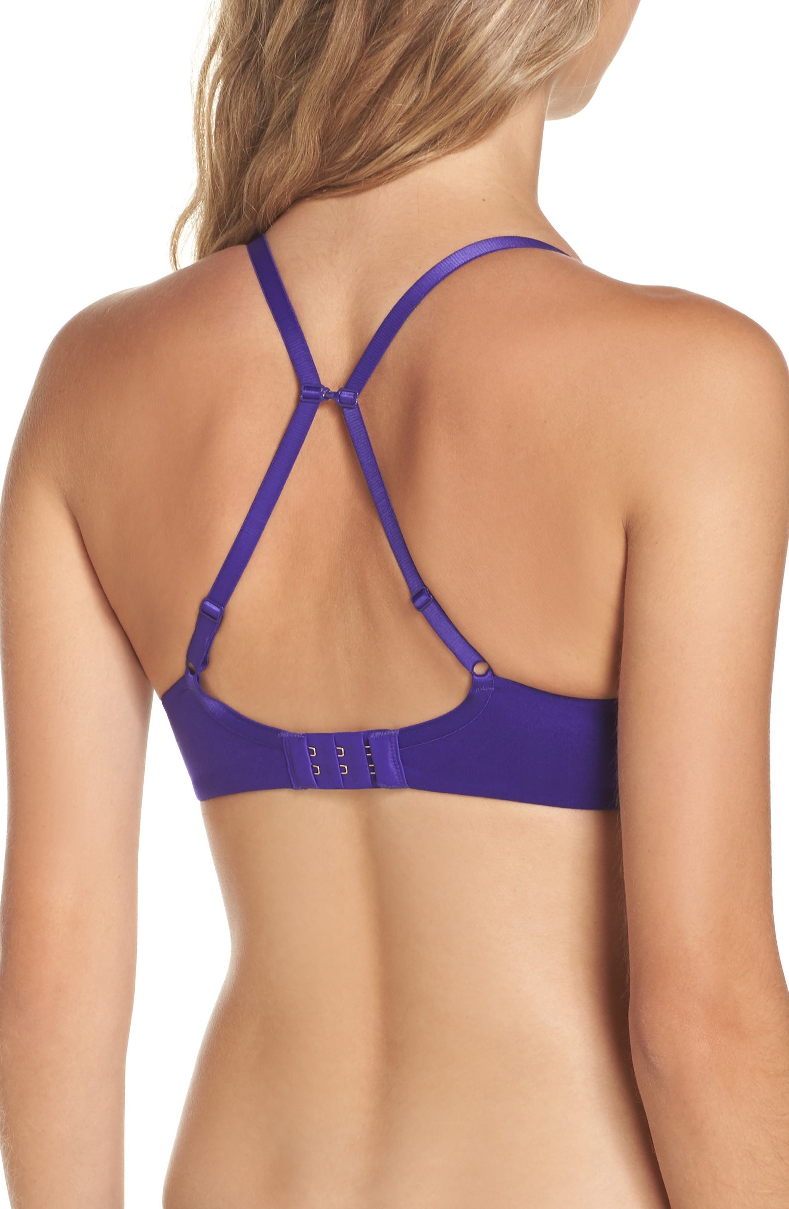 'Forever Perfect' Underwire Demi Bra,                             Alternate thumbnail 169, color,