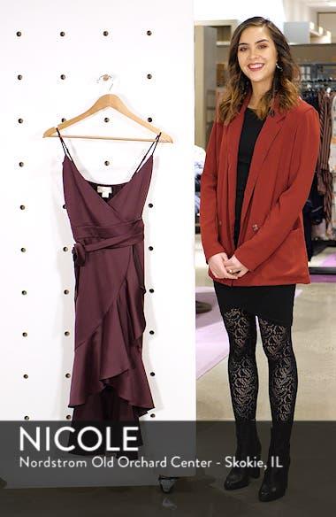 Payton Ruffled High/Low Dress, sales video thumbnail