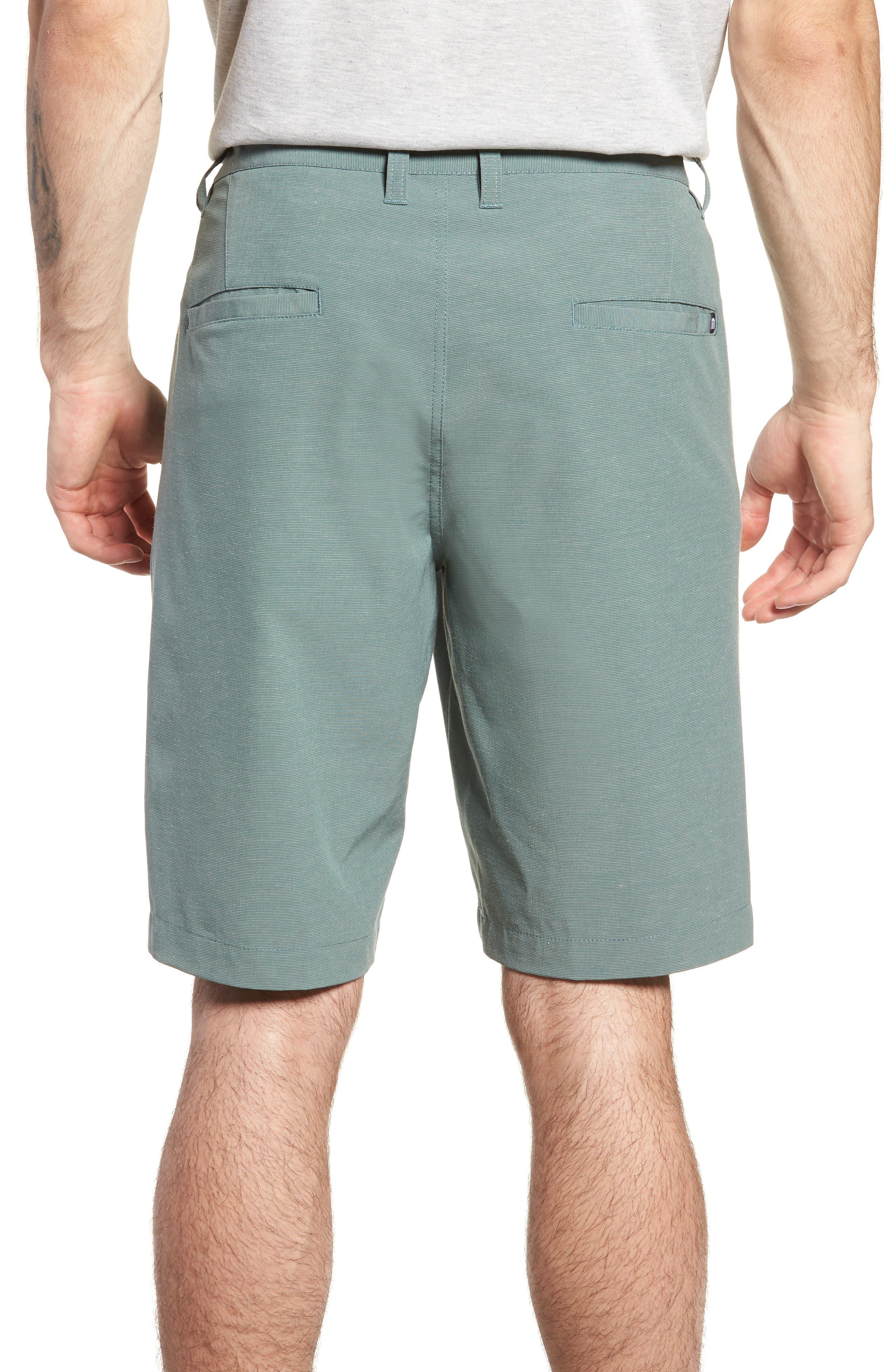 Revival Shorts,                             Alternate thumbnail 2, color,                             BALSAM GREEN