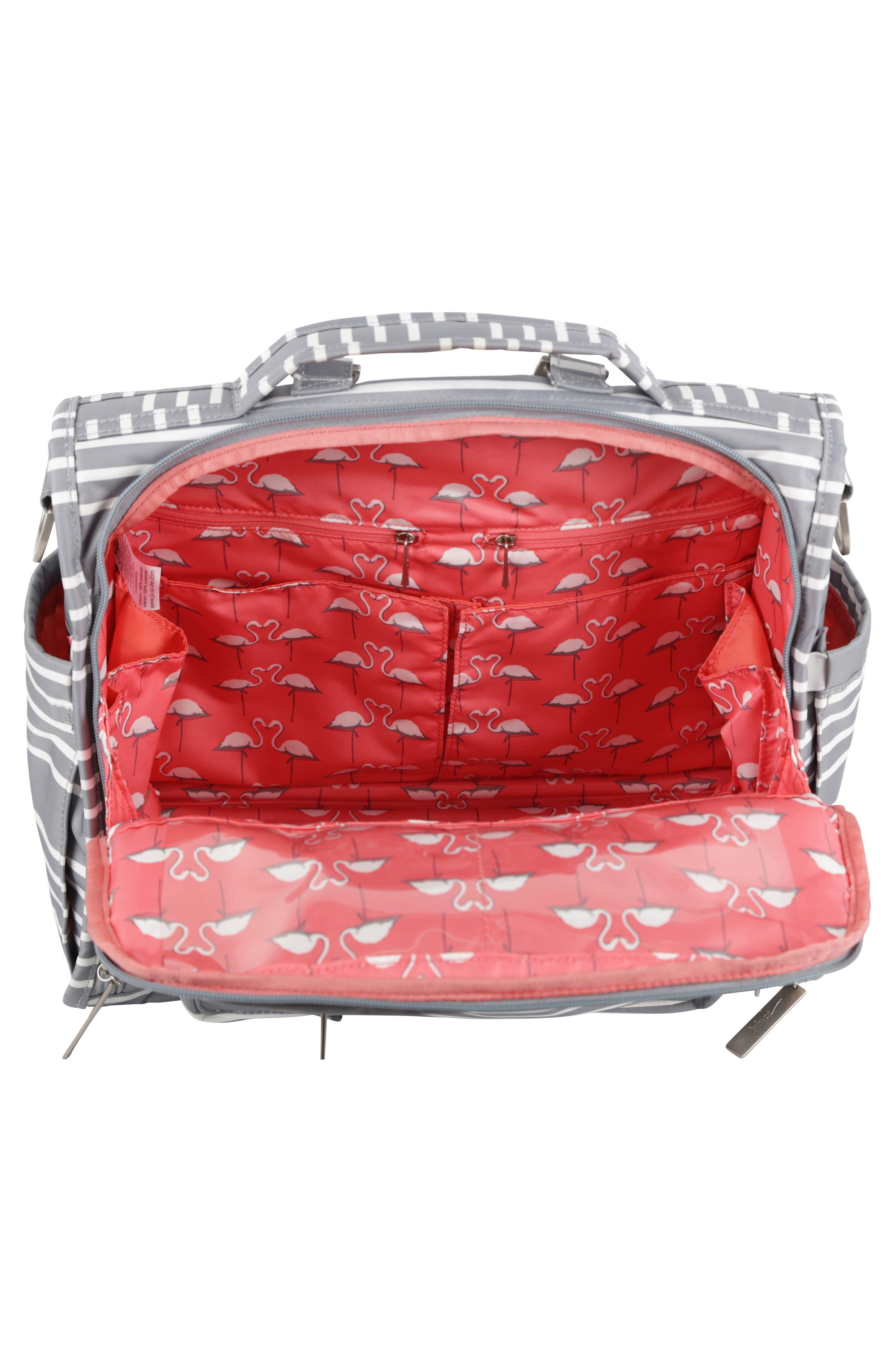 BFF - Coastal Collection Diaper Bag,                             Alternate thumbnail 3, color,                             042