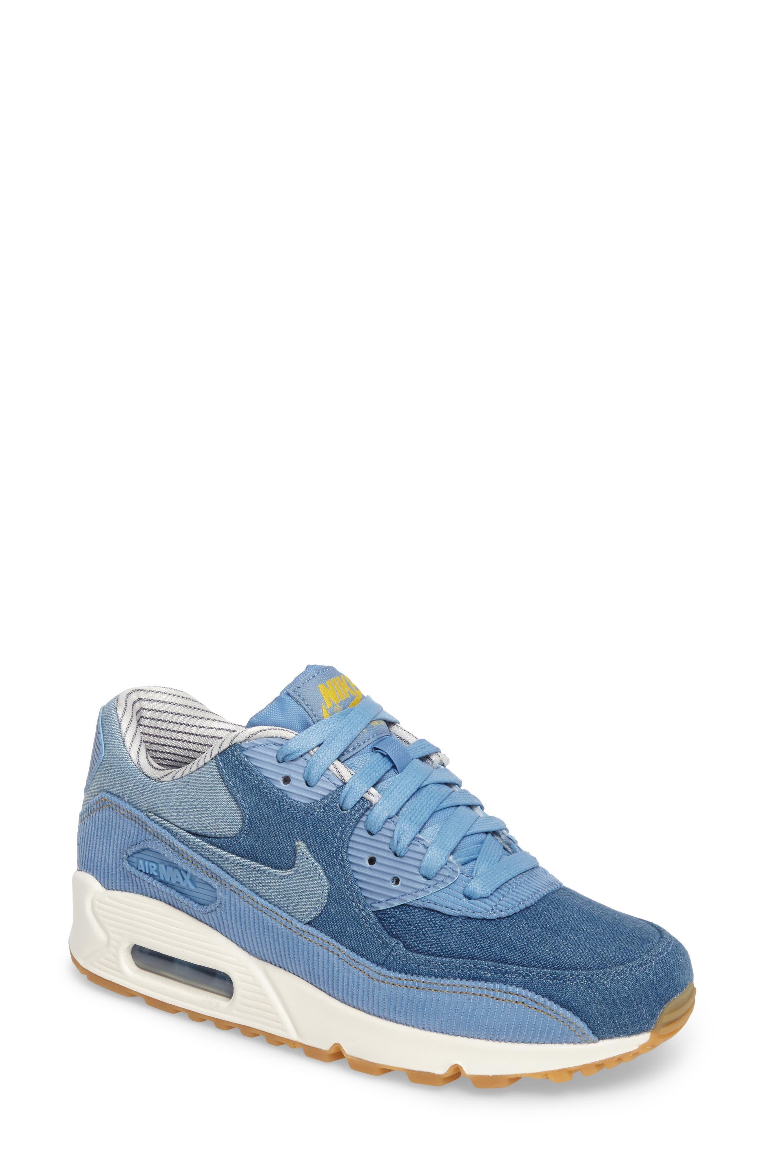 Air Max 90 SE Sneaker,                             Main thumbnail 8, color,