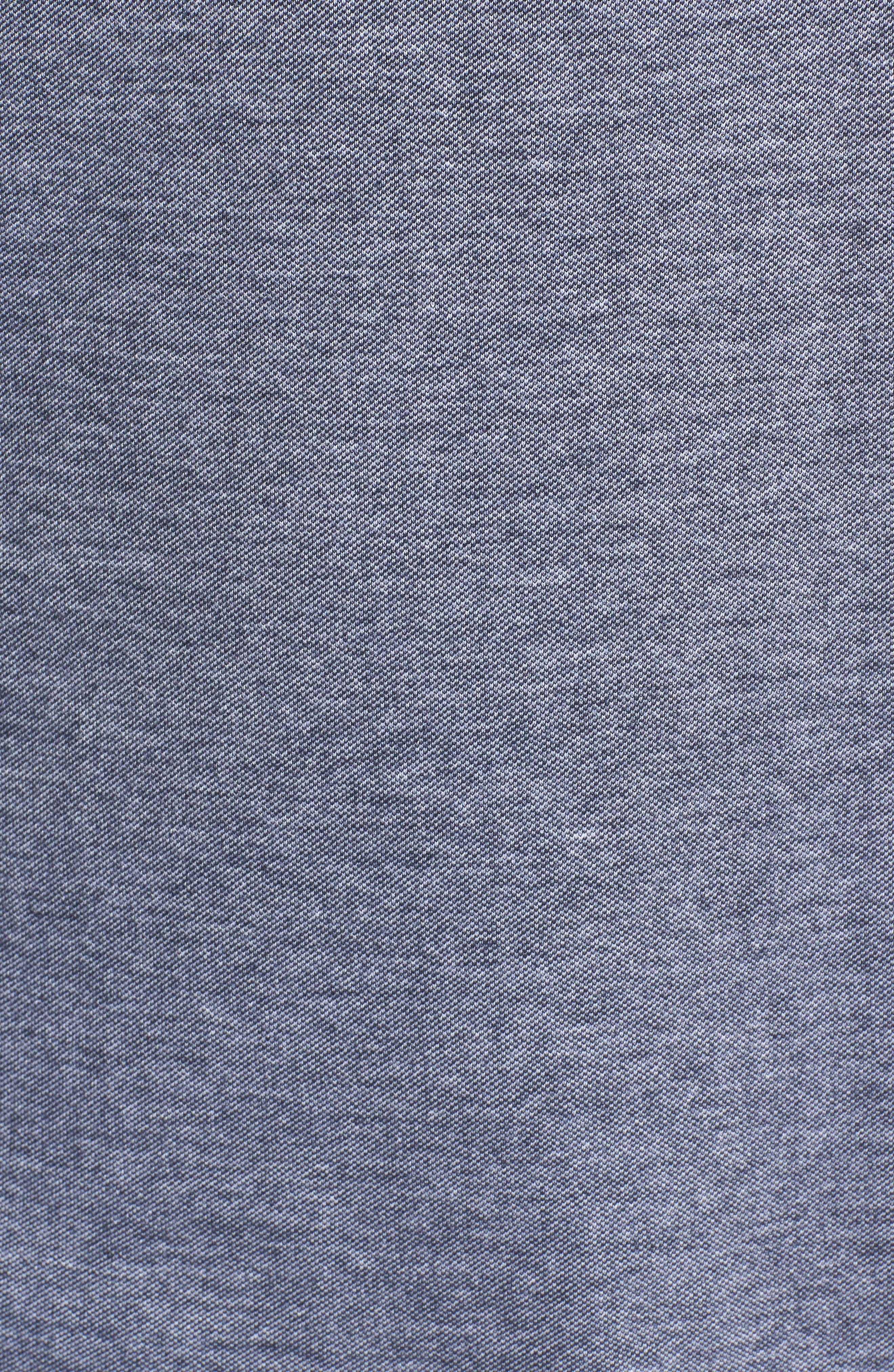 Bird's Eye Pique Shirt,                             Alternate thumbnail 5, color,                             413
