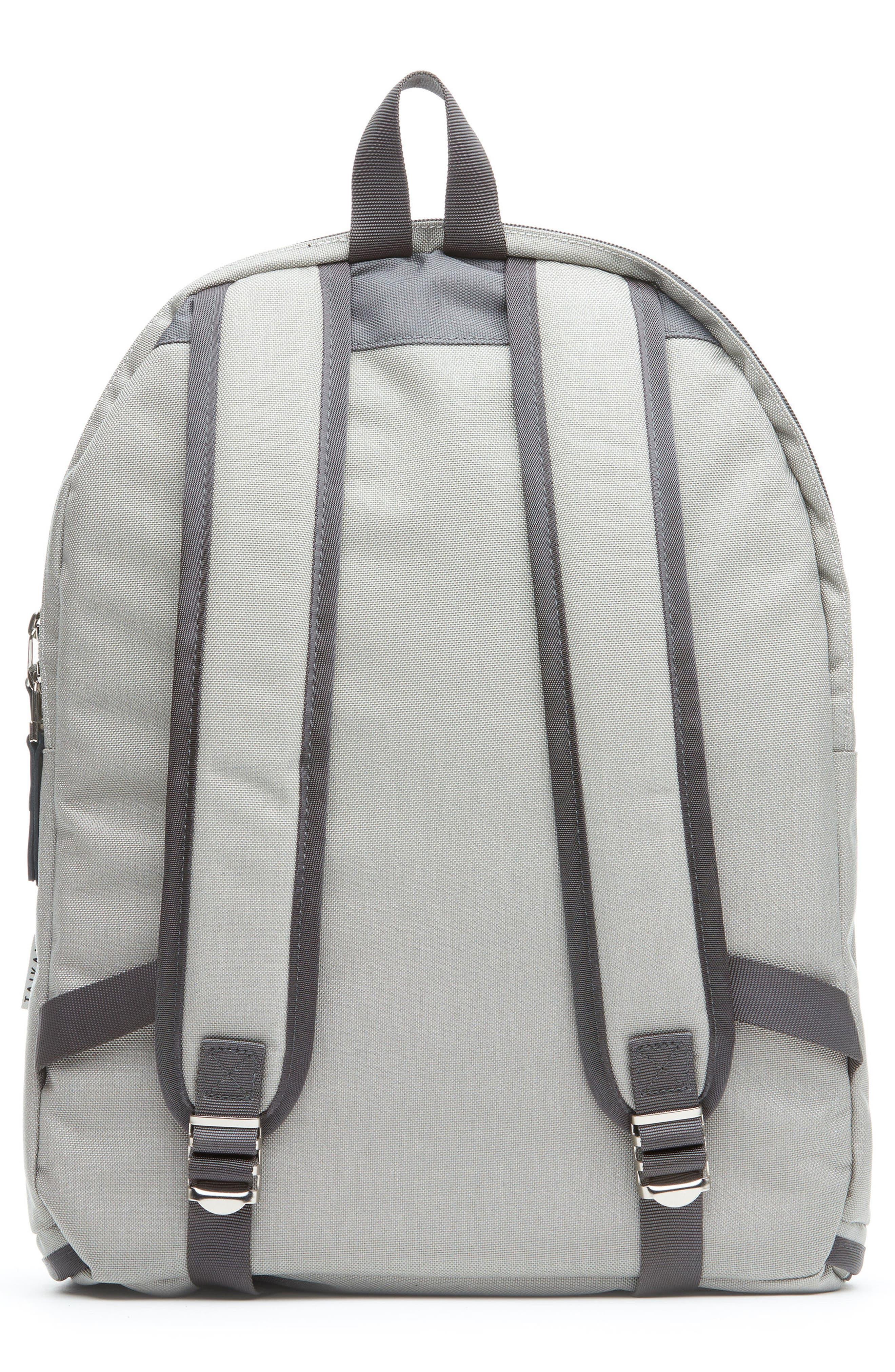 TAIKAN,                             Spartan Backpack,                             Alternate thumbnail 2, color,                             GREY/ GREY