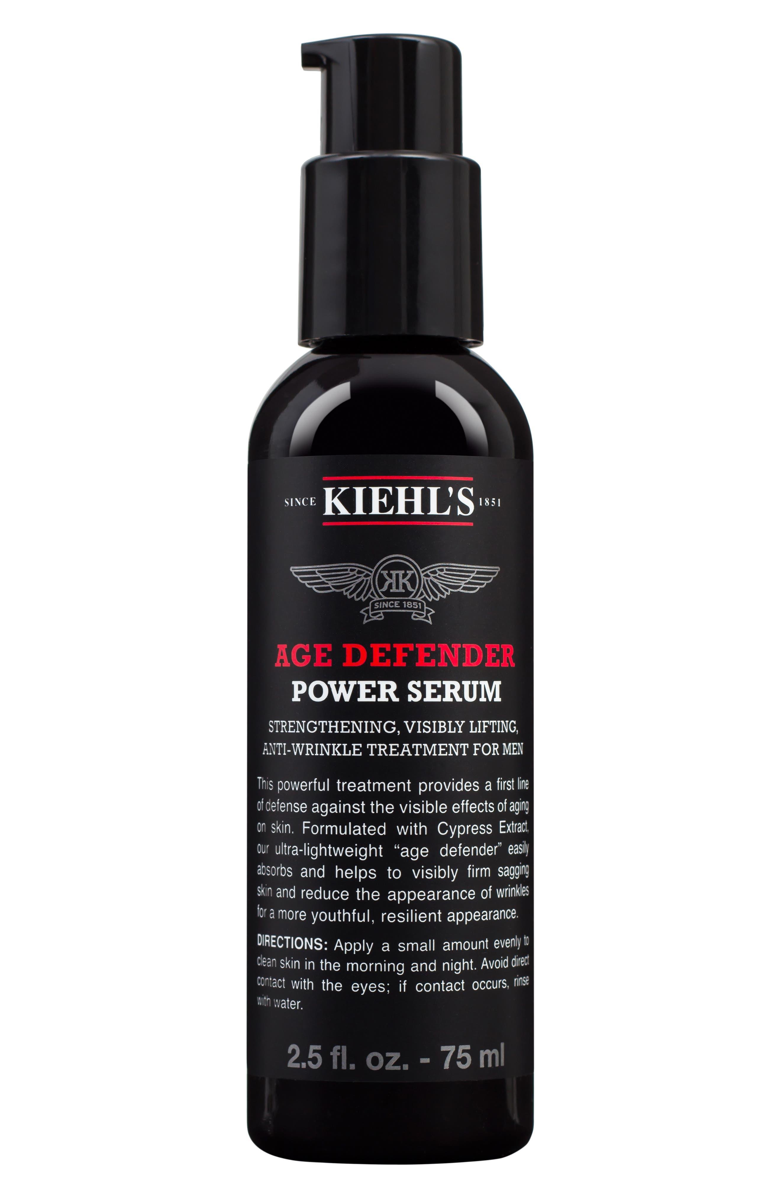 KIEHL'S SINCE 1851,                             Age Defender Power Serum,                             Alternate thumbnail 3, color,                             NO COLOR