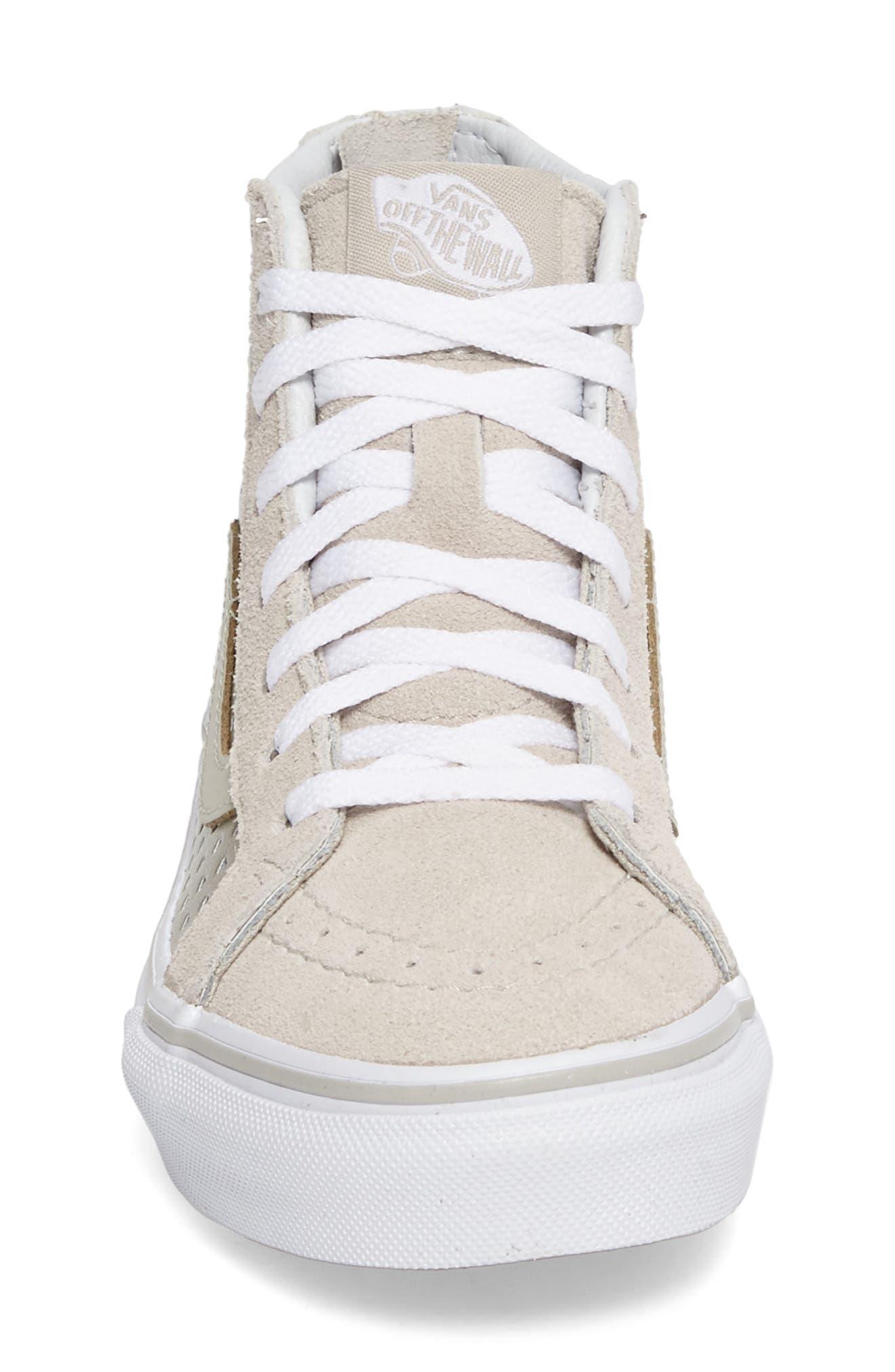 Sk8-Hi Zip Sneaker,                             Alternate thumbnail 3, color,                             040