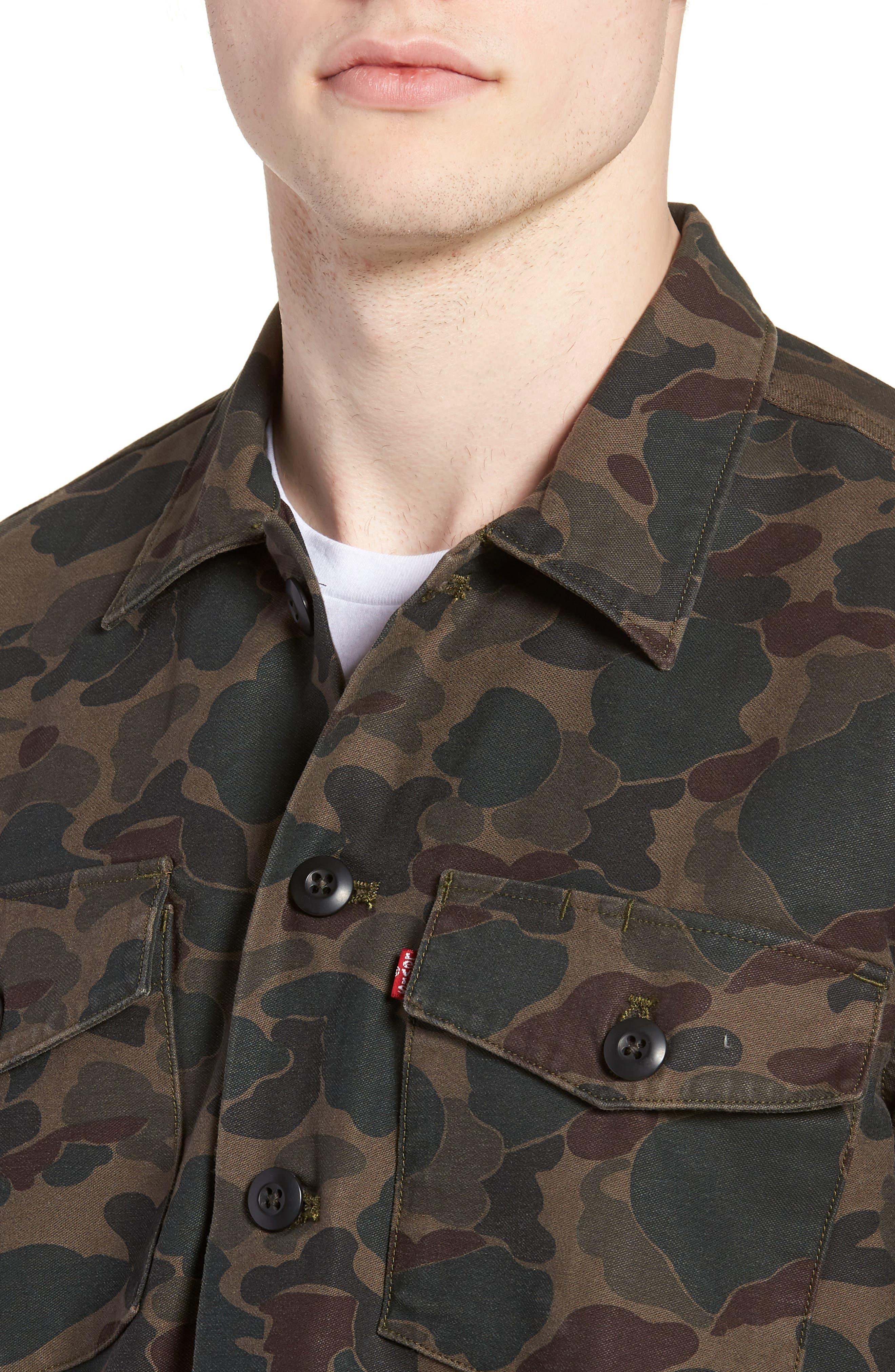 Military Jacket,                             Alternate thumbnail 4, color,                             300