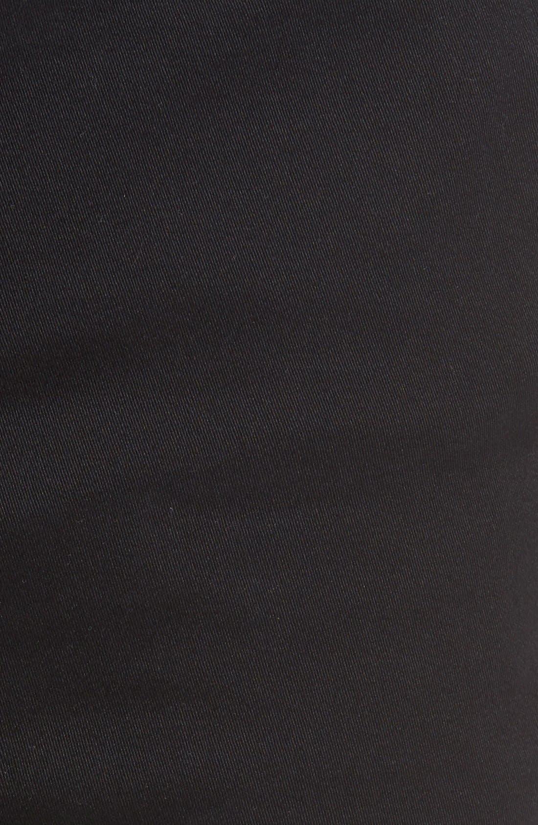 'Sureshot' Shorts,                             Alternate thumbnail 2, color,                             BLACK