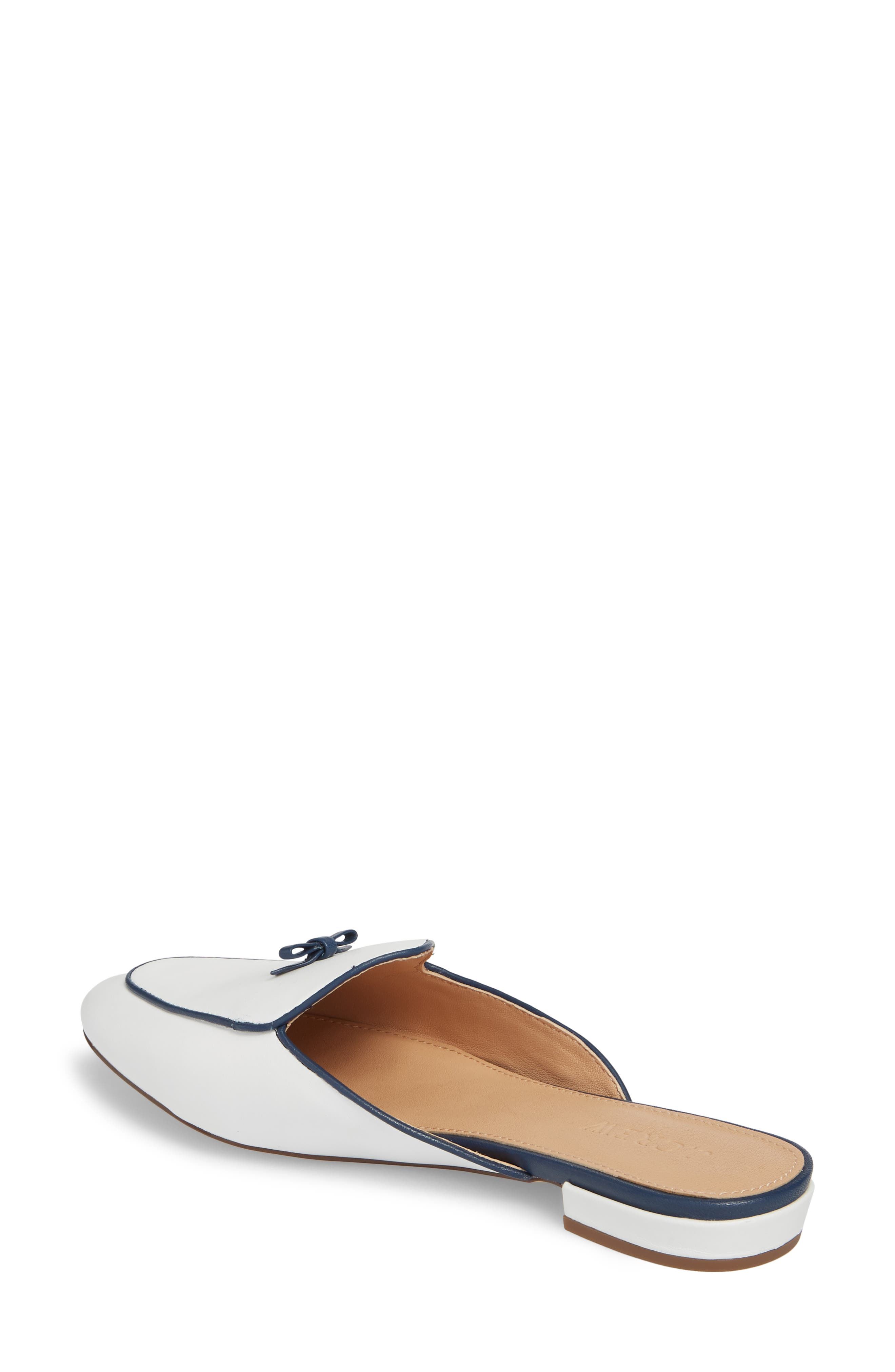 Loafer Mule,                             Alternate thumbnail 2, color,                             100
