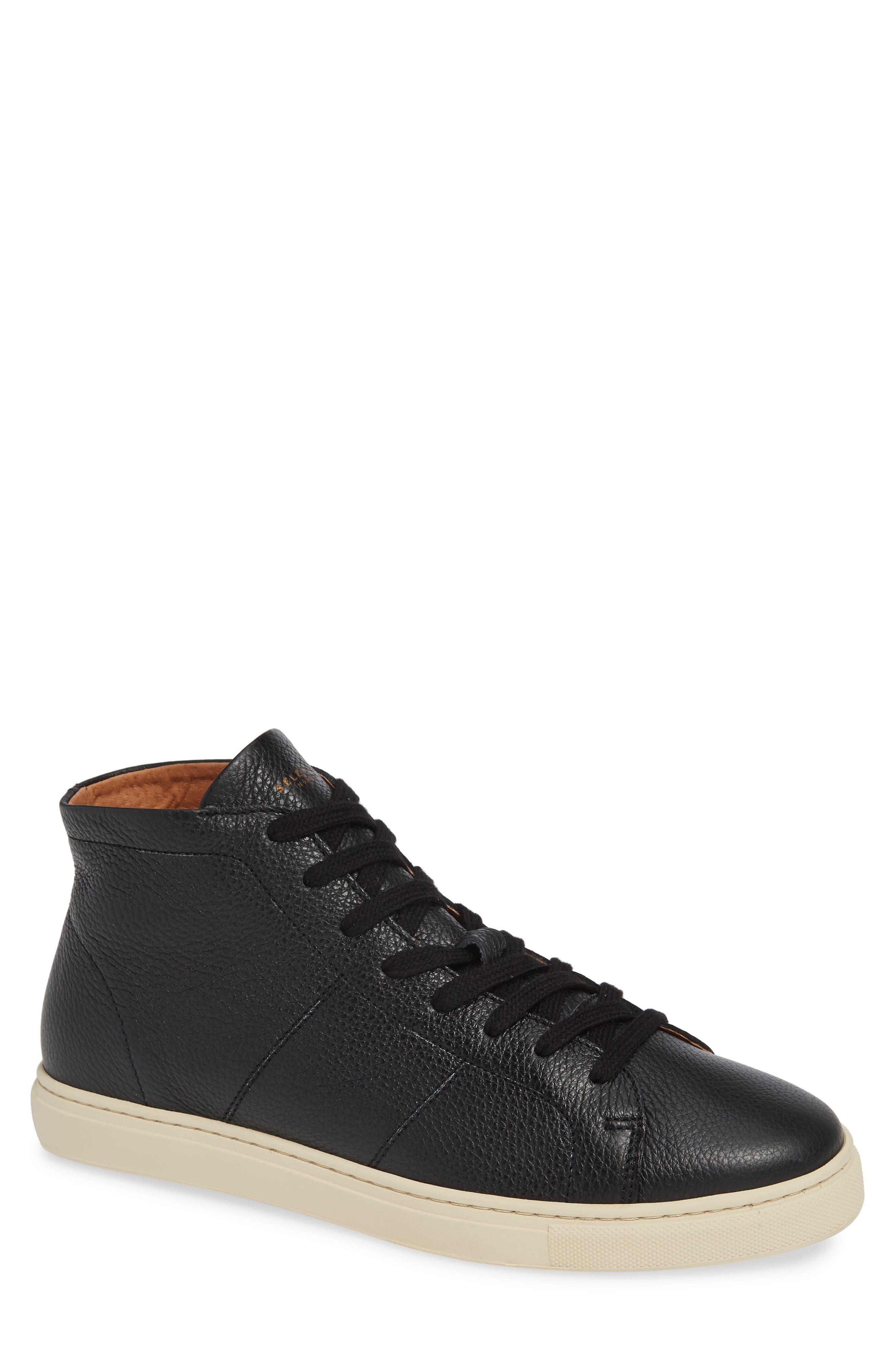 David Sneaker,                             Main thumbnail 1, color,                             BLACK
