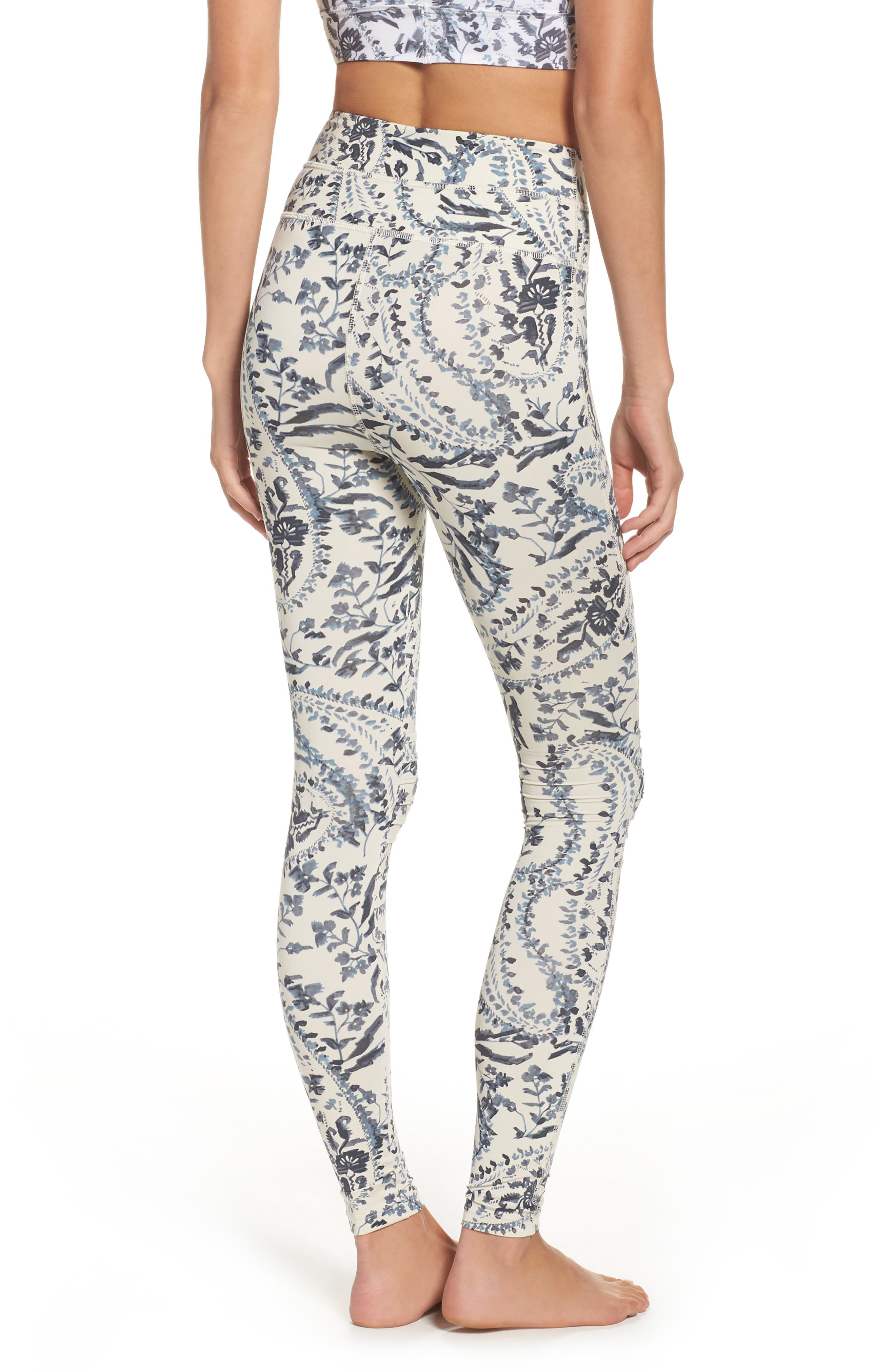 FP Movement Print City Slicker High Waist Leggings,                             Alternate thumbnail 2, color,                             400