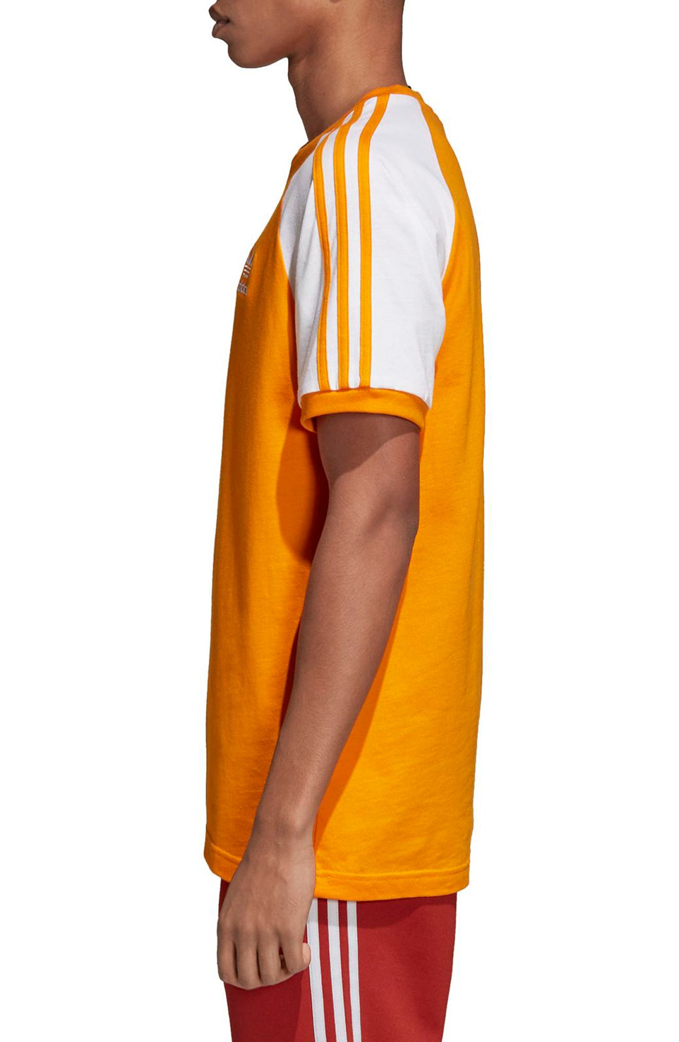 3-Stripes Shirt,                             Alternate thumbnail 3, color,                             800