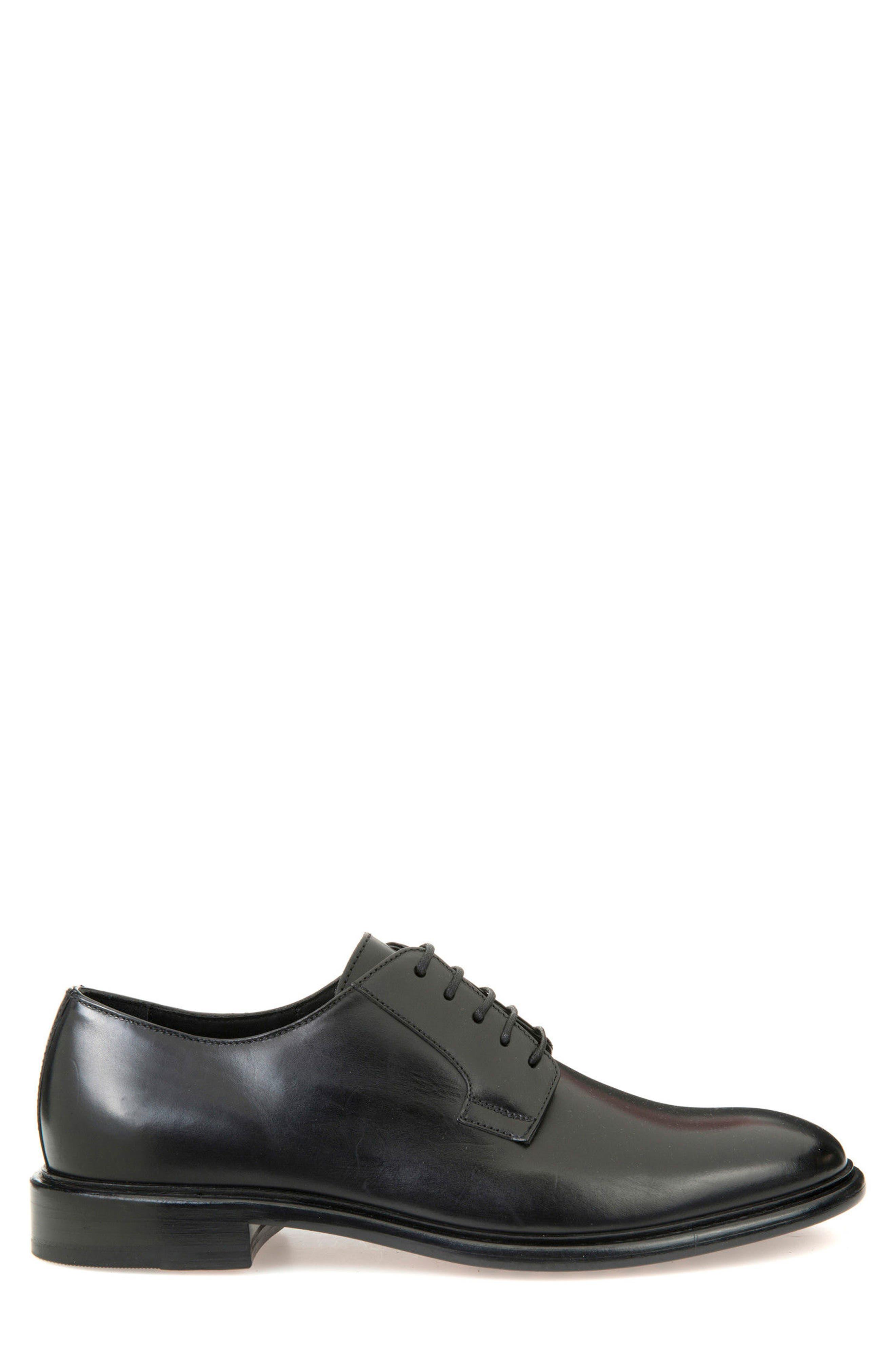 Guildford 7 Plain Toe Derby,                             Alternate thumbnail 3, color,                             001