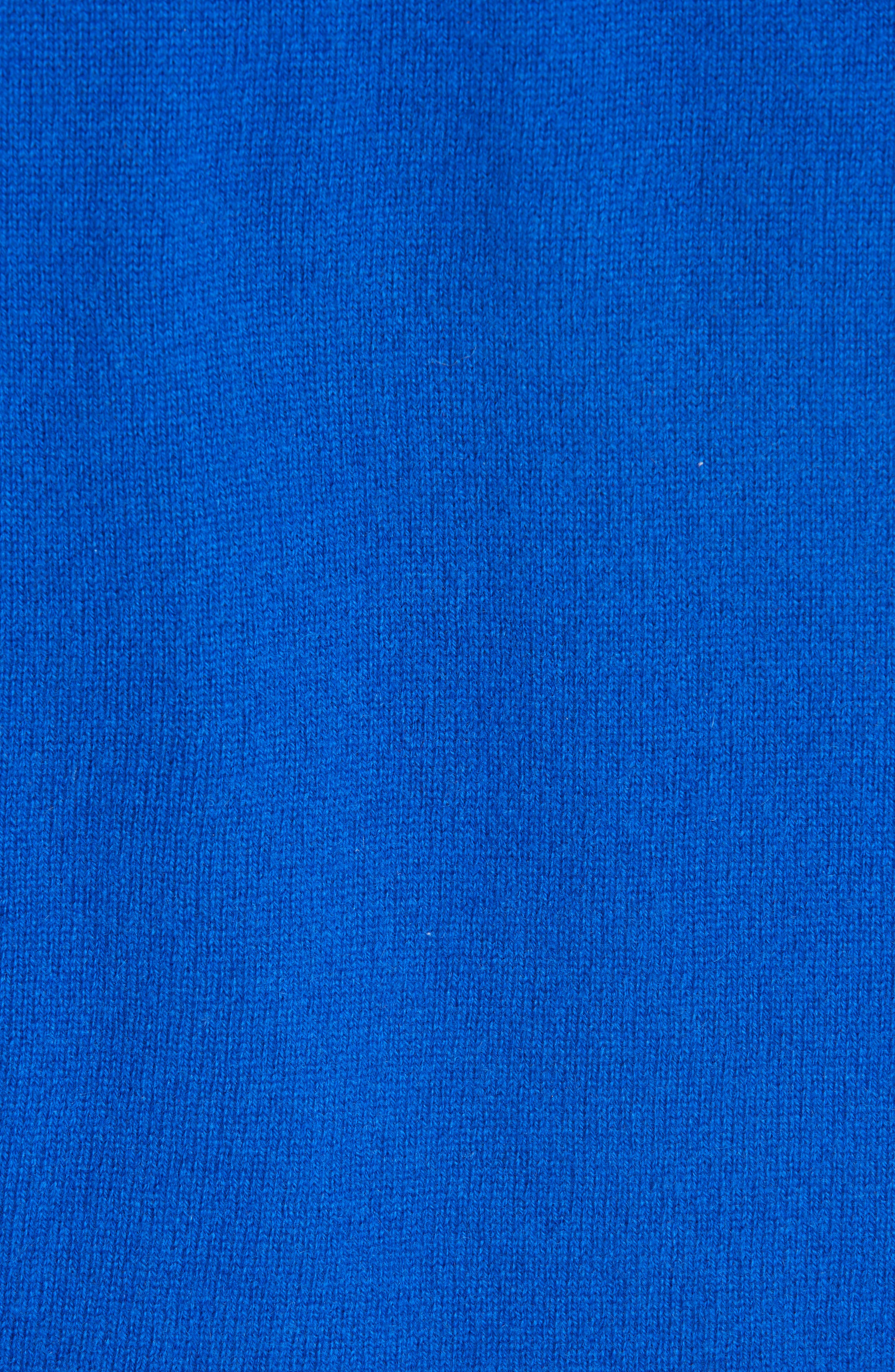 Yorke Cashmere Hoodie,                             Alternate thumbnail 5, color,                             403