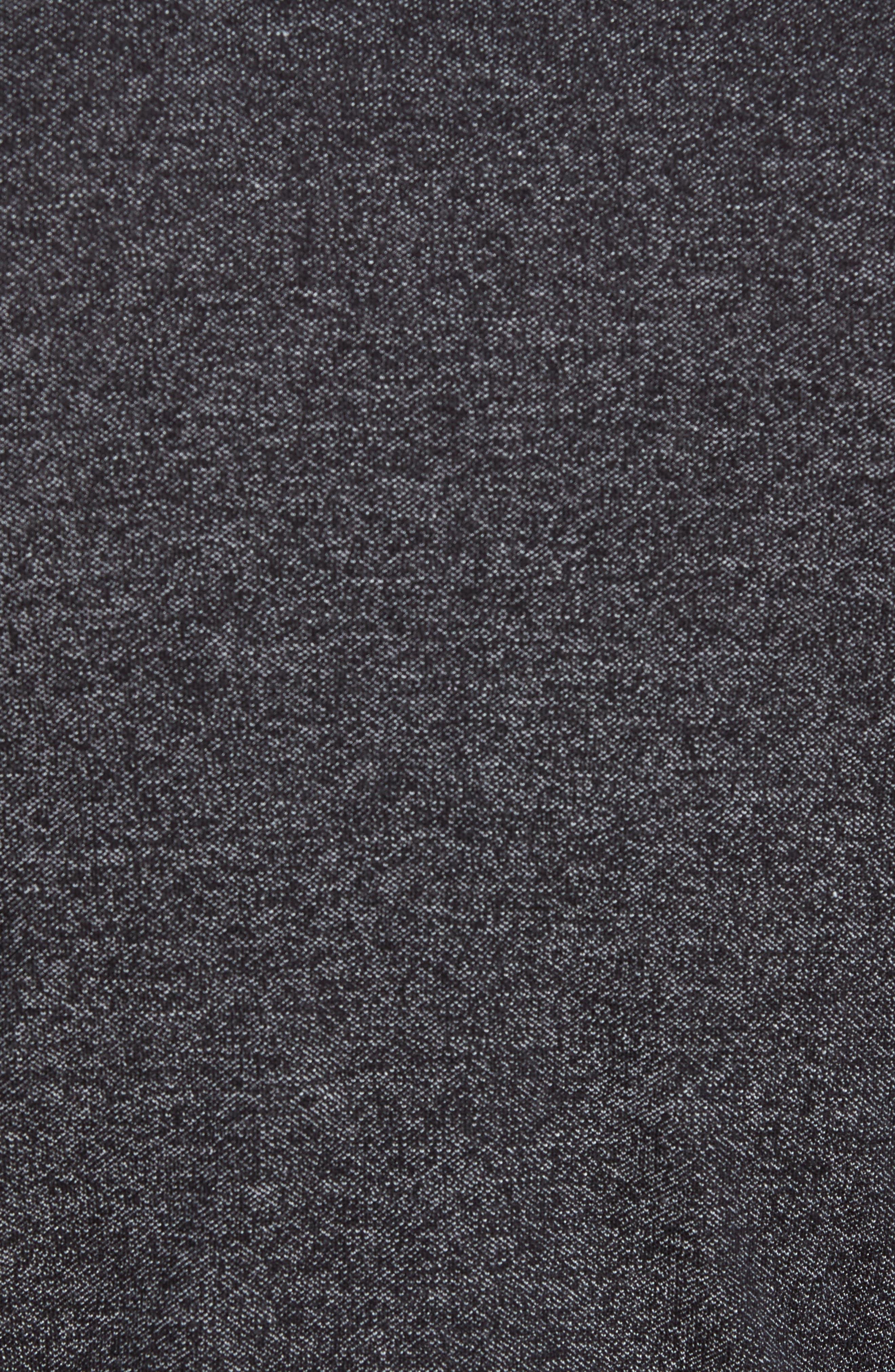 Chella Trim Fit Long Sleeve Polo,                             Alternate thumbnail 5, color,                             010