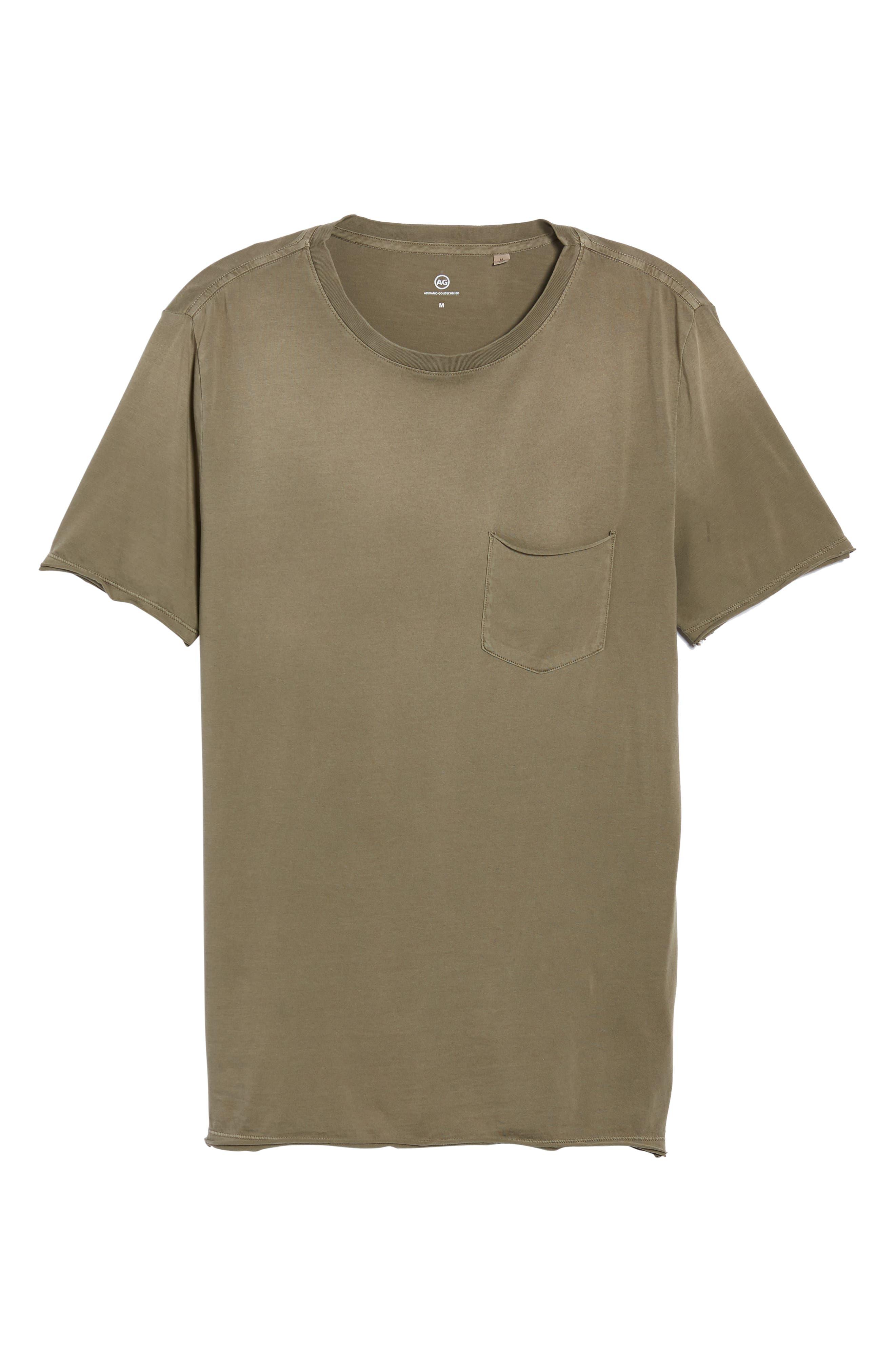 Anders Slim Fit Pocket T-Shirt,                             Alternate thumbnail 48, color,