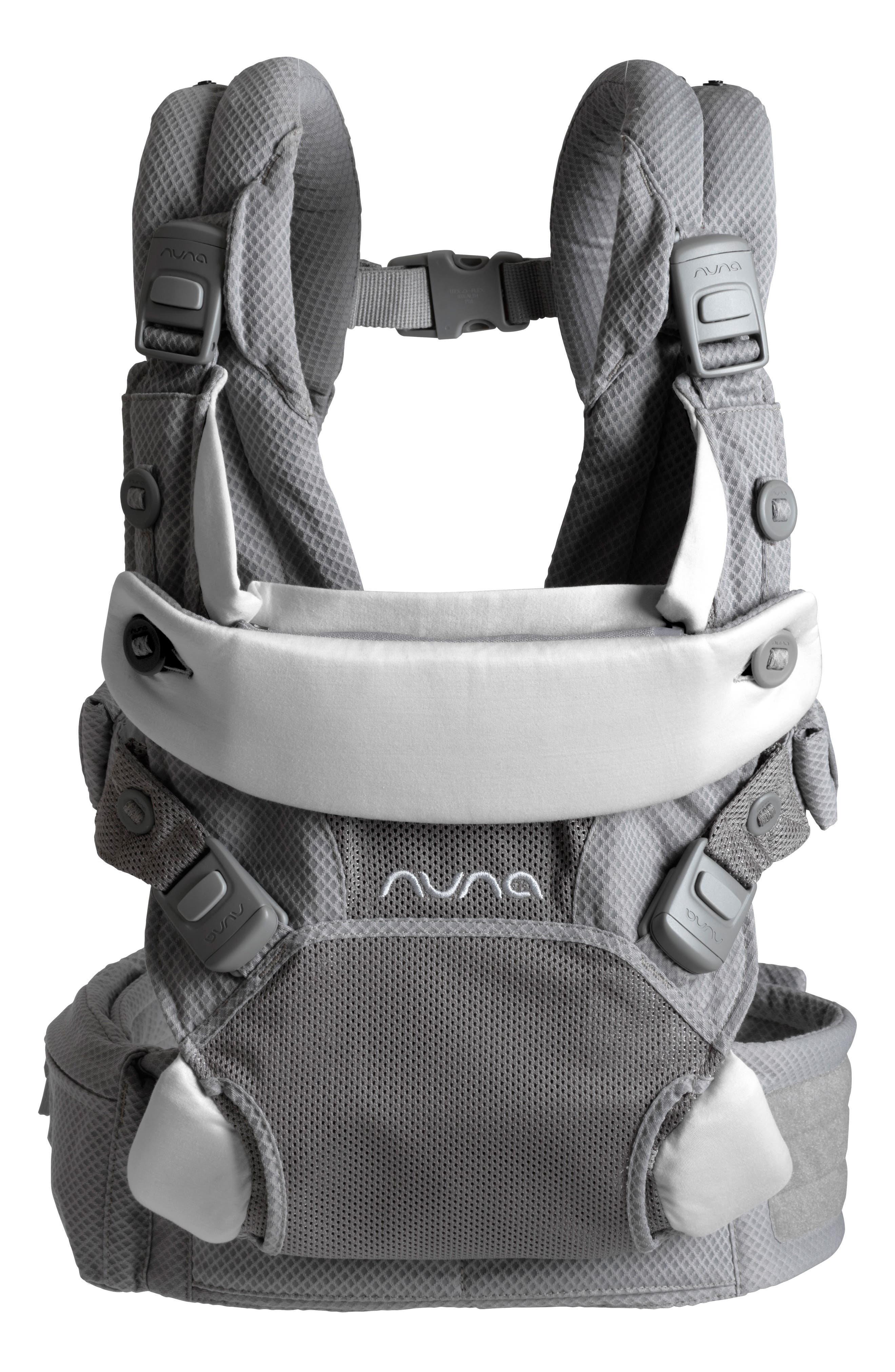 Infant Nuna Cudl Baby Carrier Size One Size  Grey