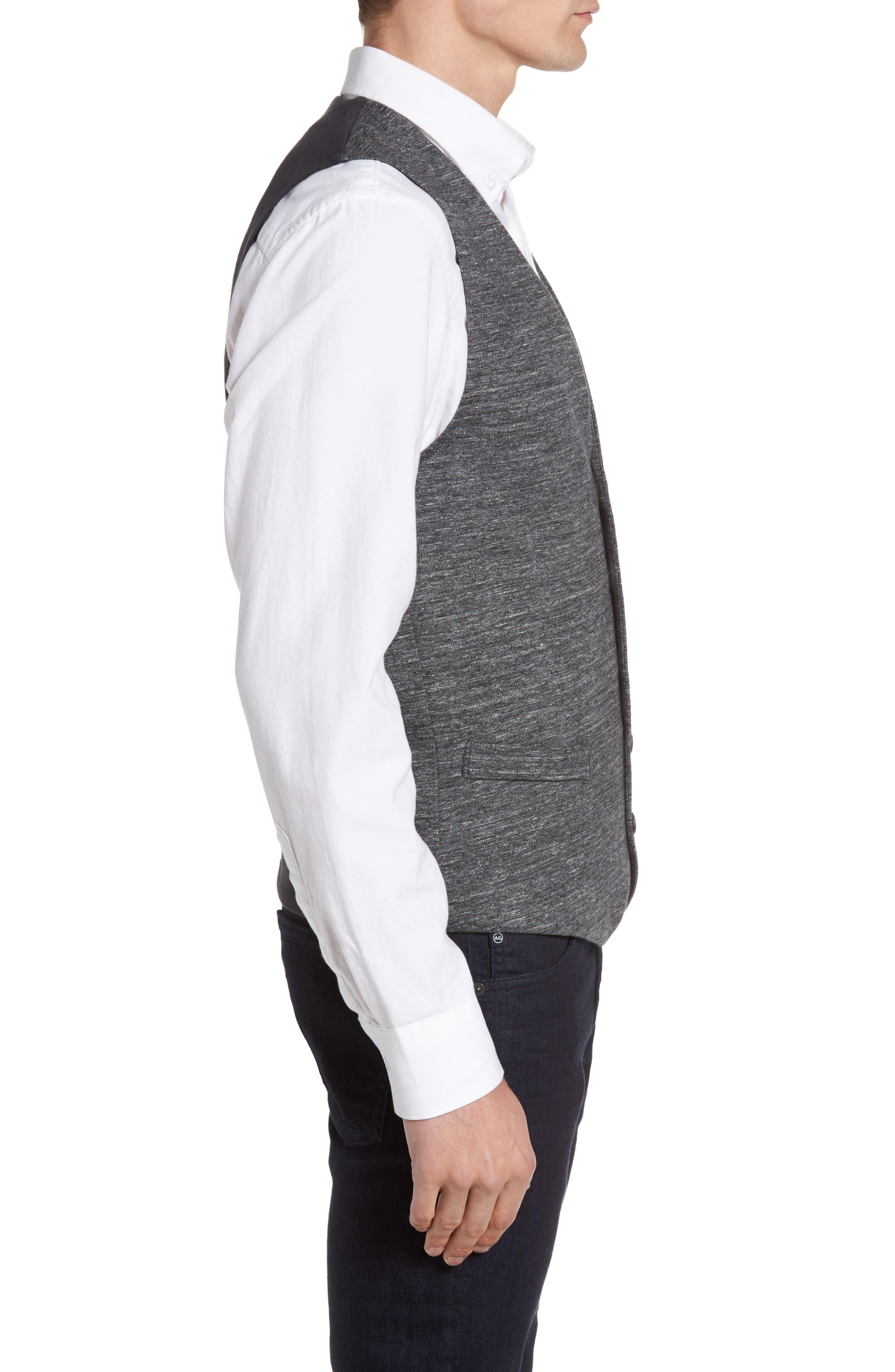 Wutang Jersey Vest,                             Alternate thumbnail 3, color,                             051