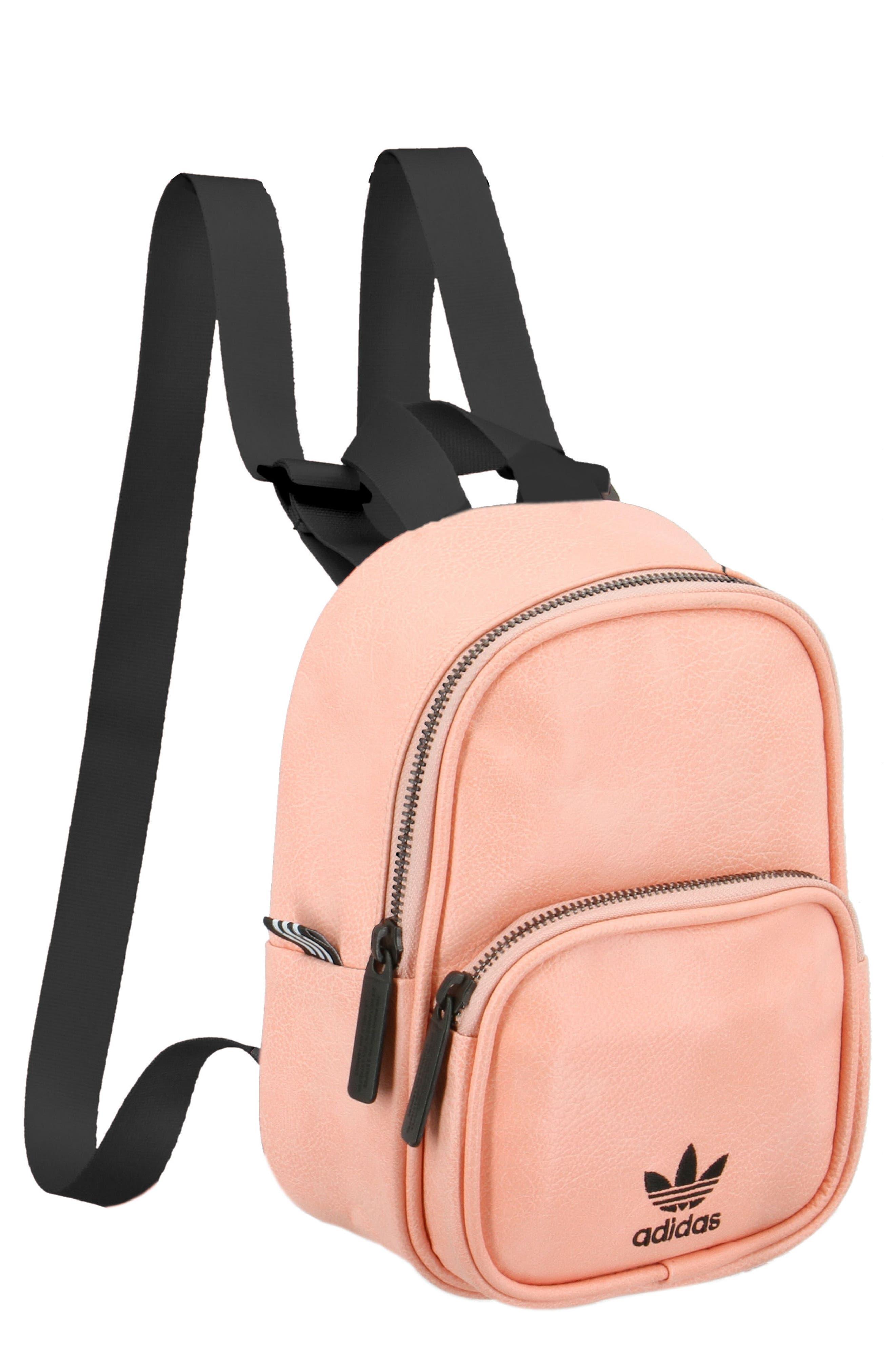 Adidas Originals Mini Backpack - Pink