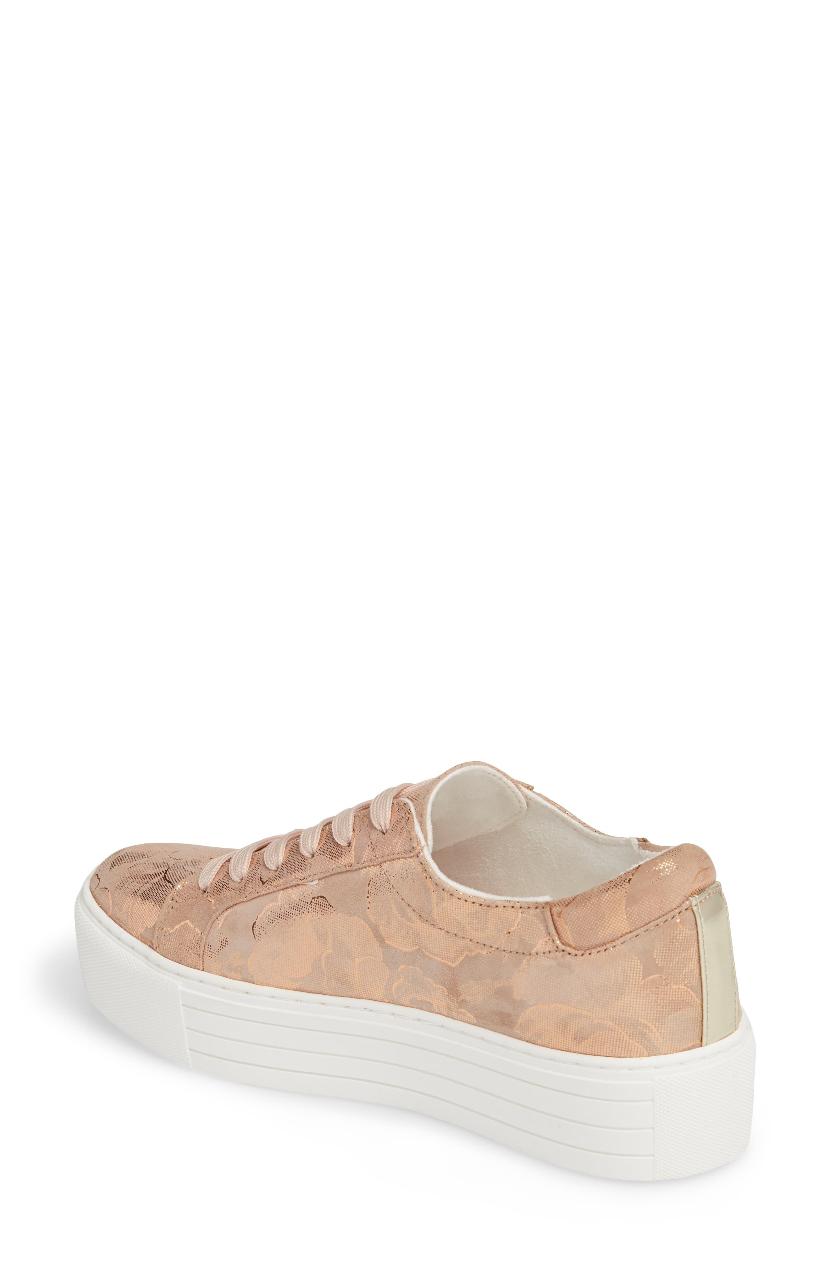 Abbey Platform Sneaker,                             Alternate thumbnail 22, color,