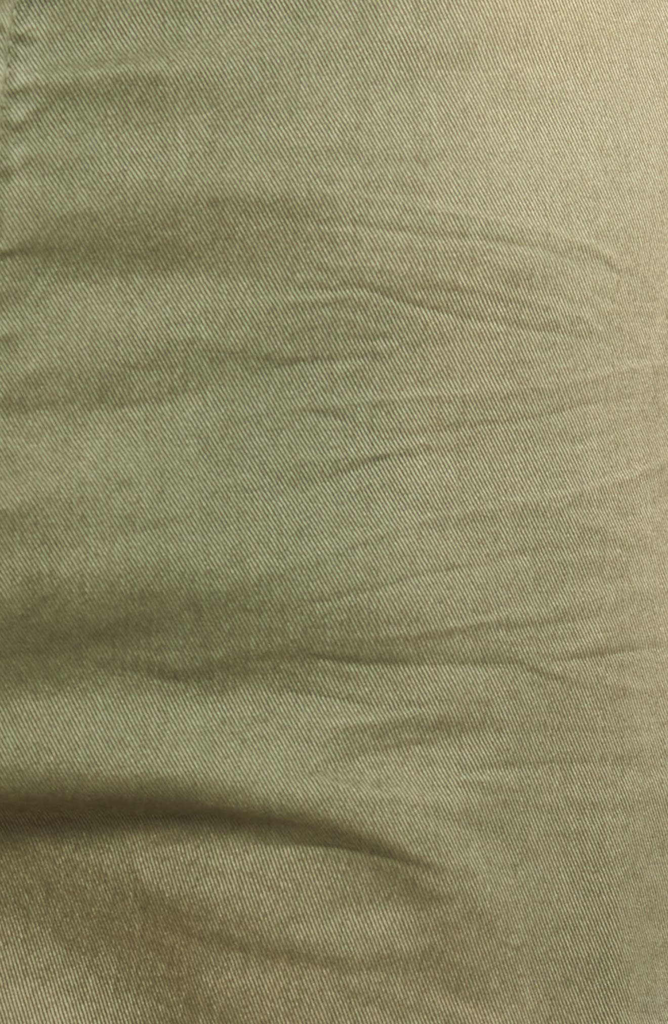 Washed Cargo Shorts,                             Alternate thumbnail 5, color,                             310