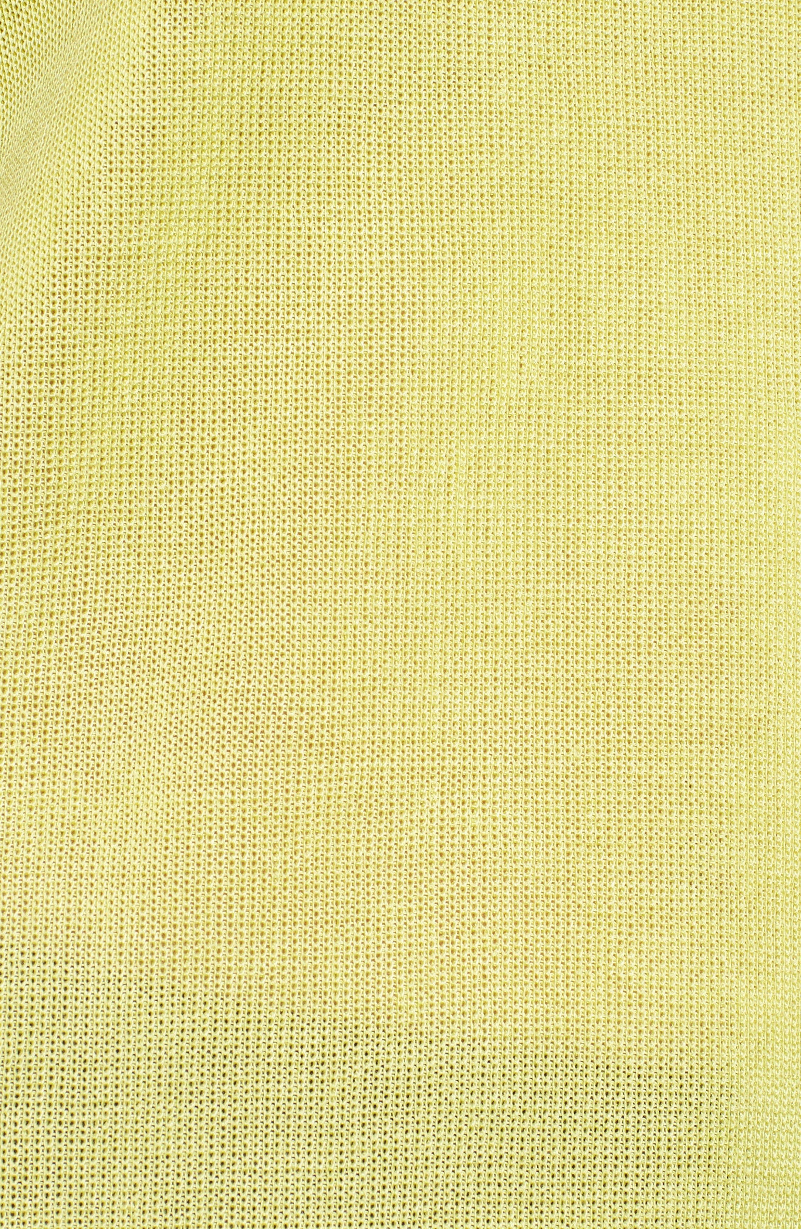 Scoop Neck Knit Tank,                             Alternate thumbnail 5, color,                             725
