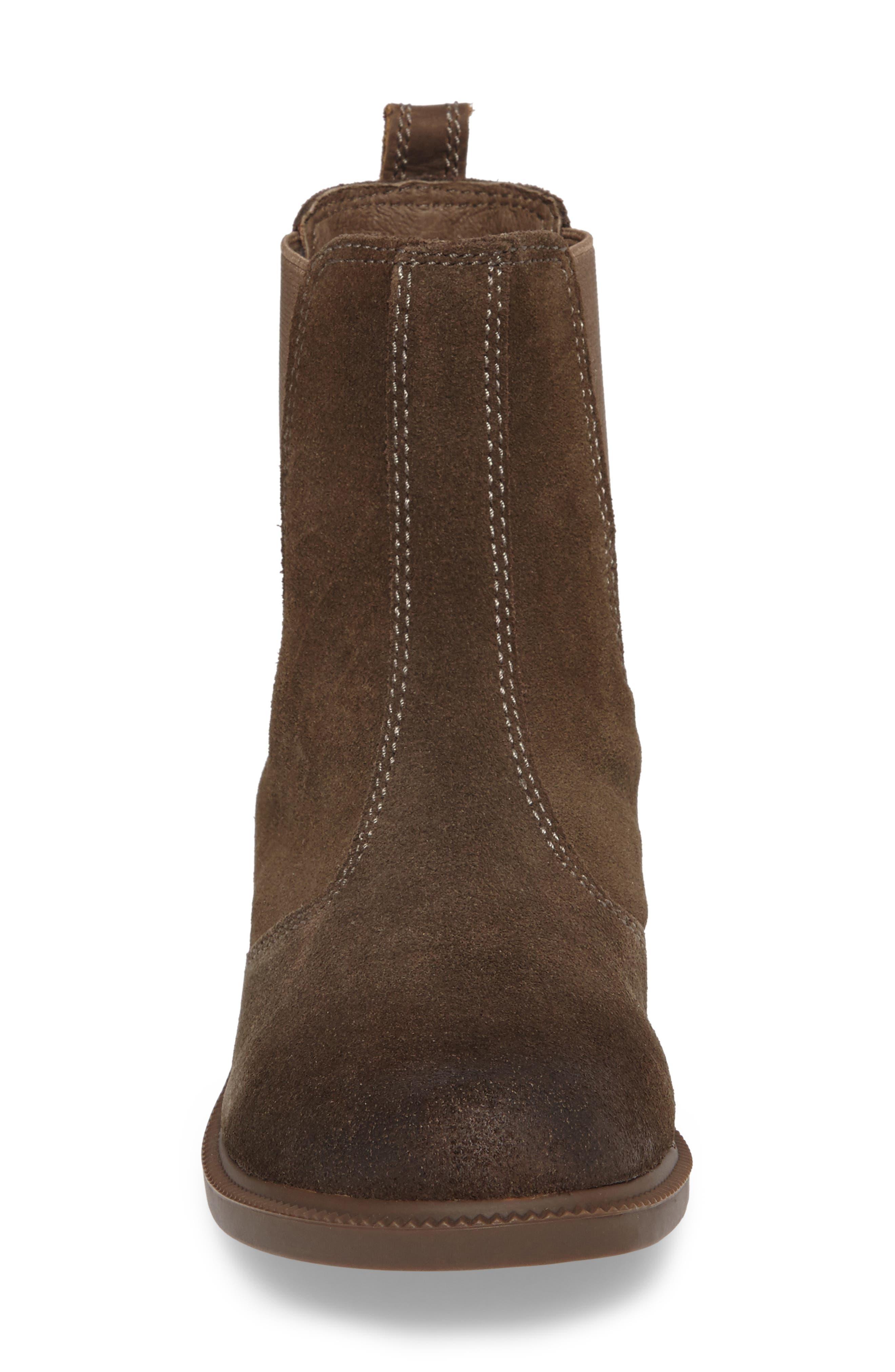 Bria Waterproof Chelsea Boot,                             Alternate thumbnail 11, color,