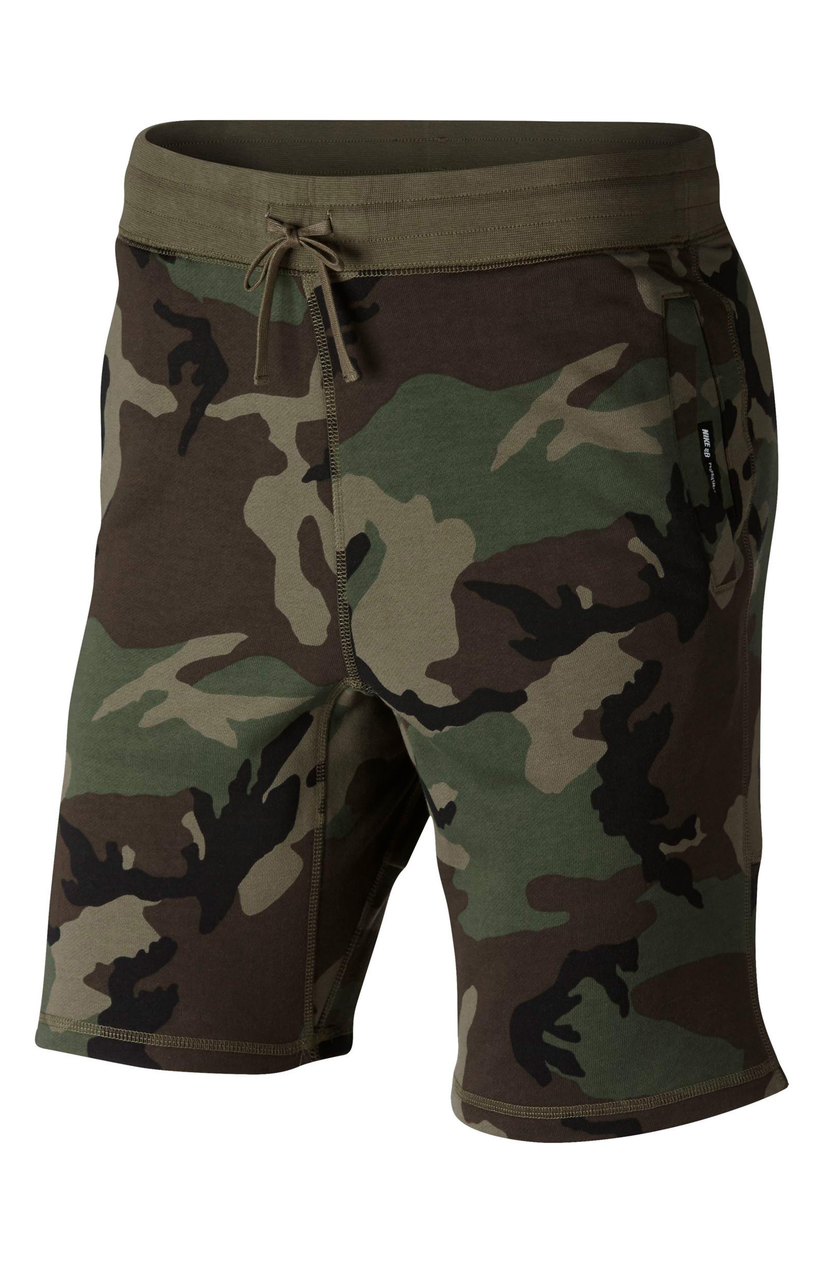 Camo Shorts,                             Alternate thumbnail 5, color,                             322