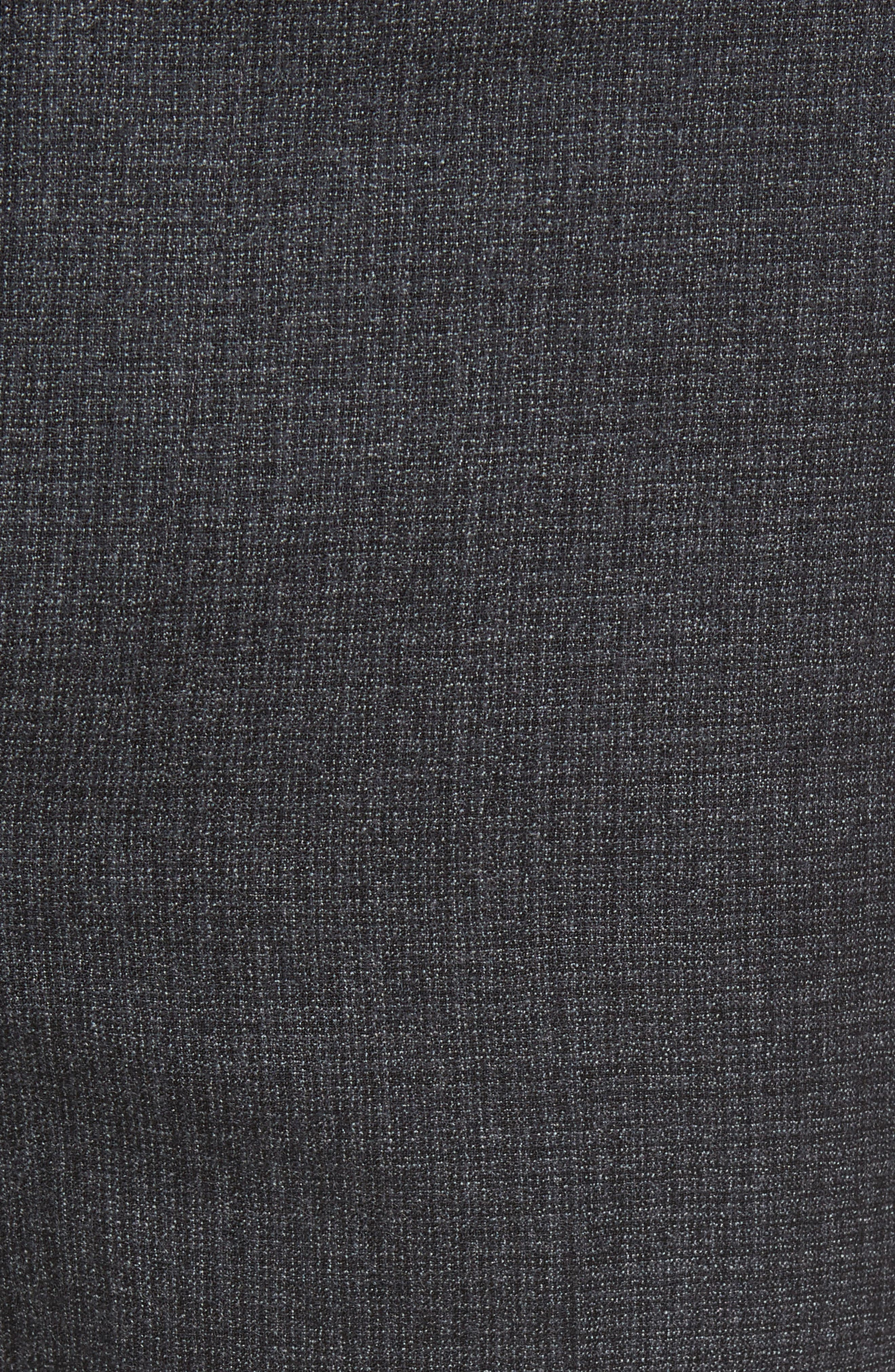 Romero Regular Fit Flat Front Trousers,                             Alternate thumbnail 2, color,                             010