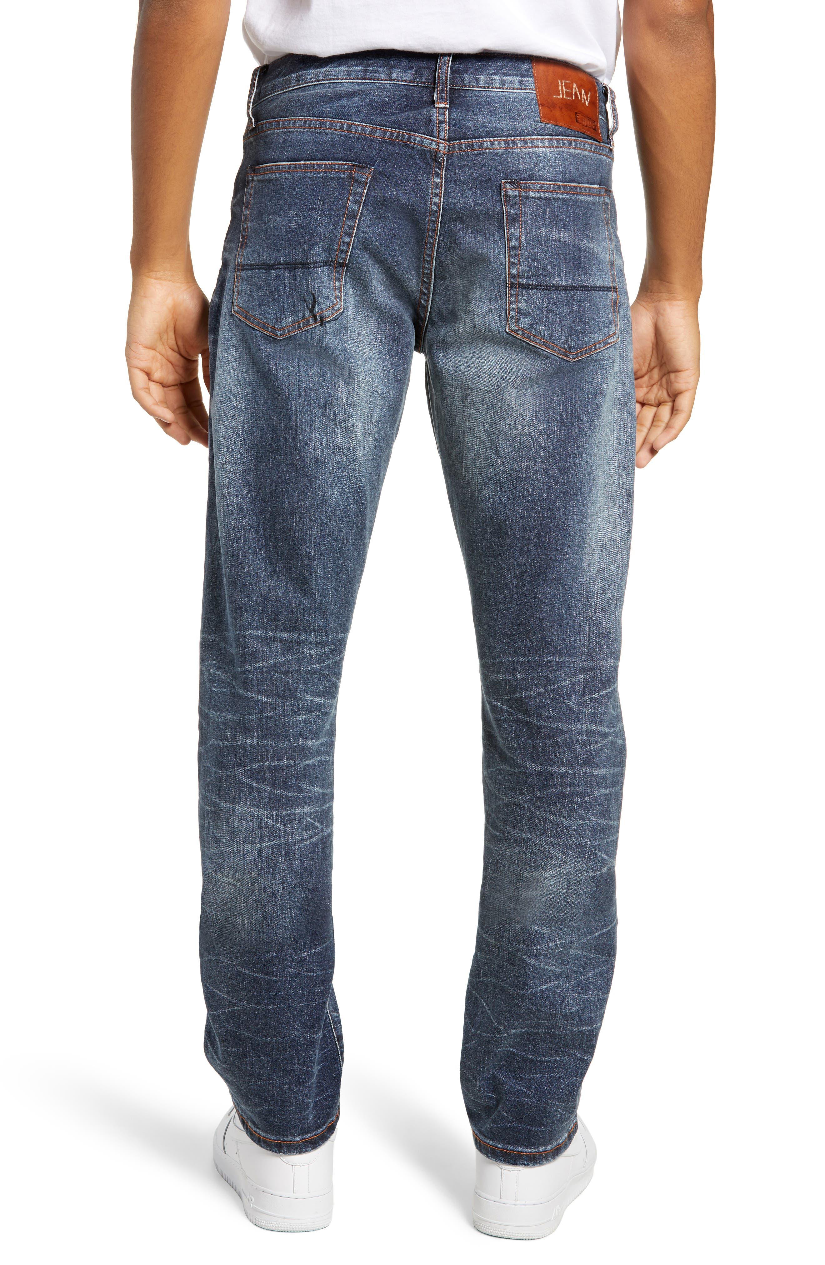 Mick Slim Fit Jeans,                             Alternate thumbnail 2, color,                             LAFAYETTE