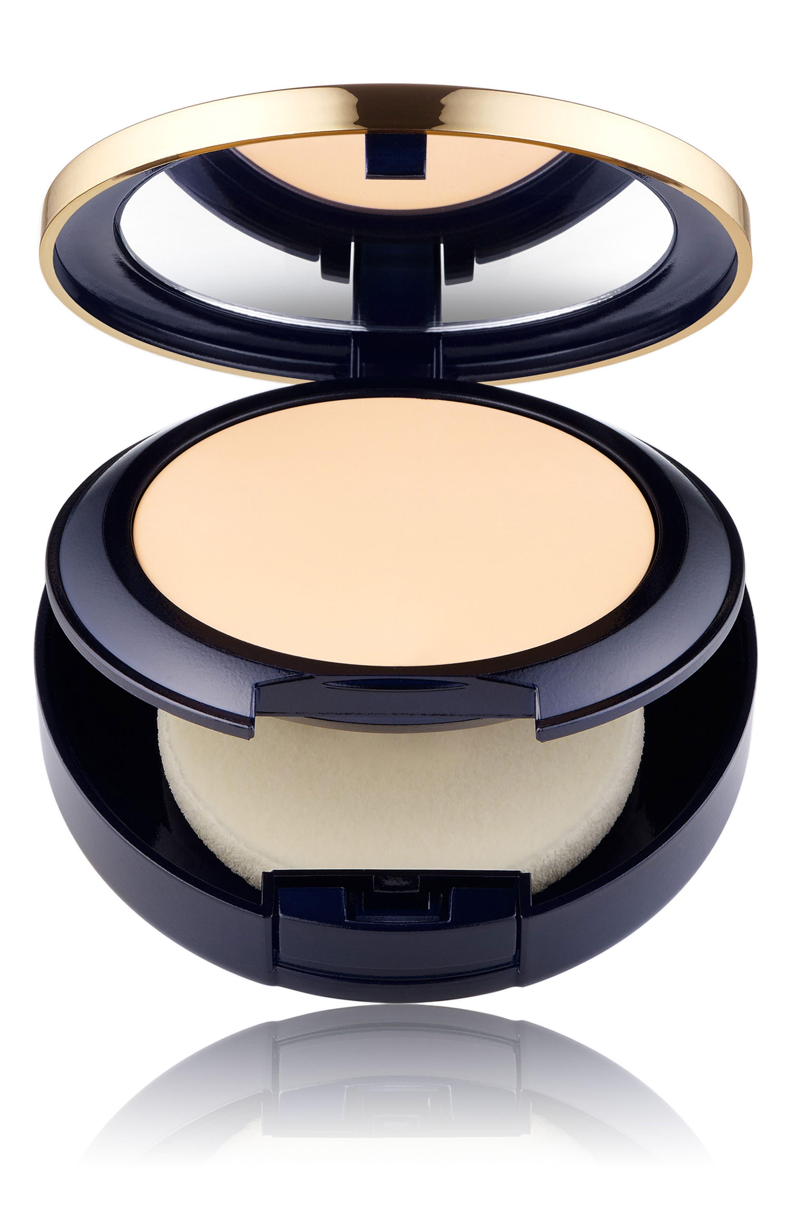Estee Lauder Double Wear Stay In Place Matte Powder Foundation - 1N1 Ivory Nude
